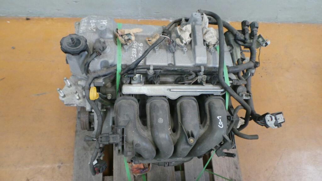 Motor MAZDA 3 três volumes (BK) | 99 - 09