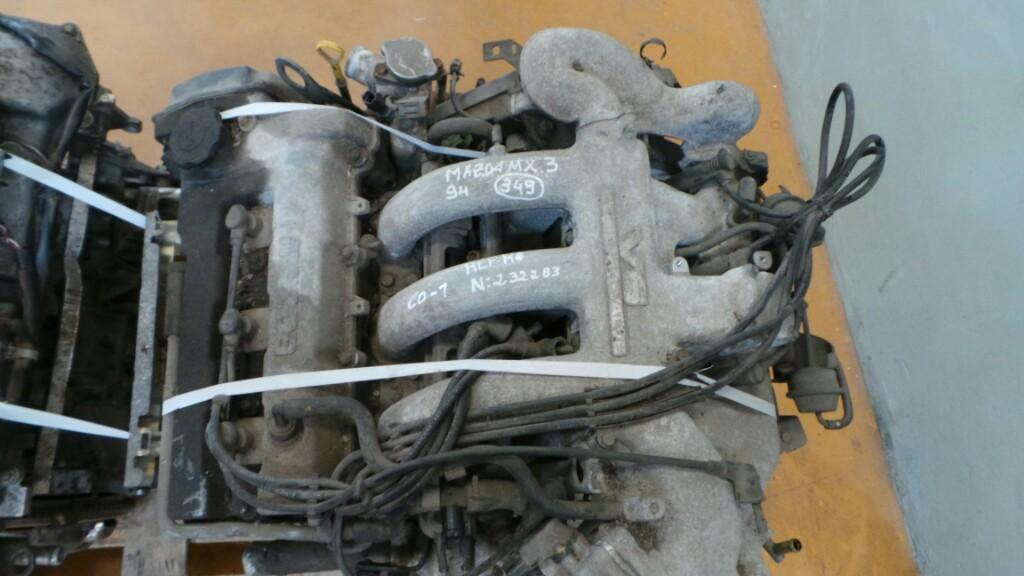 Motor MAZDA MX-3 (EC) | 91 - 98