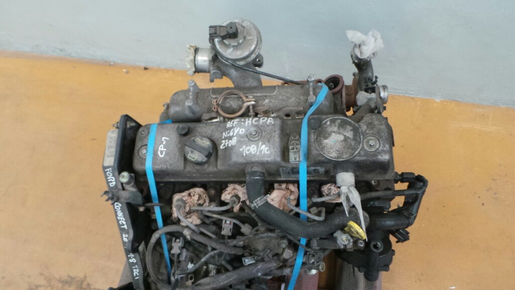 Motor FORD TOURNEO CONNECT | 02 - 13
