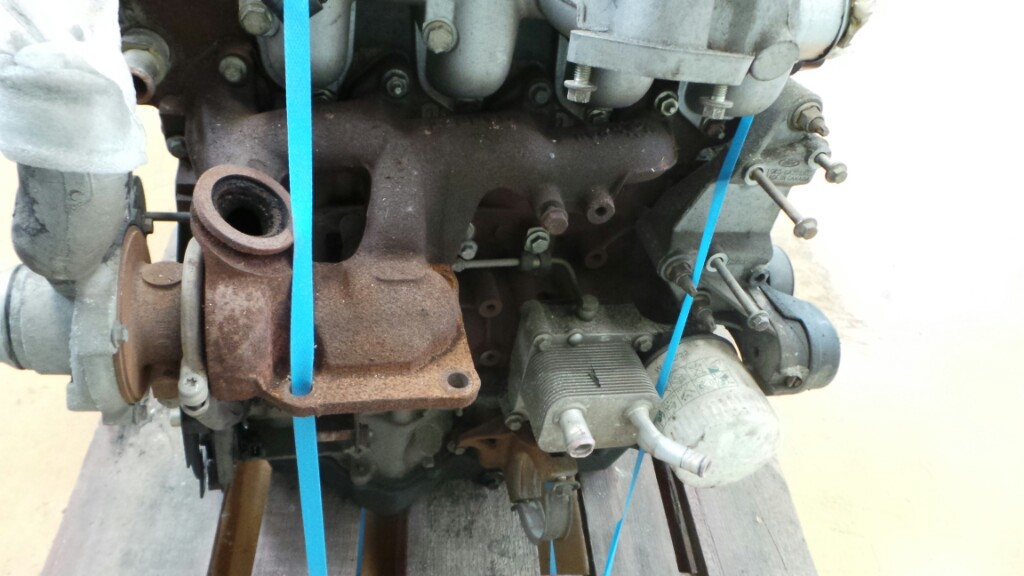 Motor FORD TOURNEO CONNECT   02 - 13