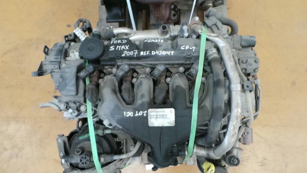 Motor FORD S-MAX (WA6) | 06 - 14