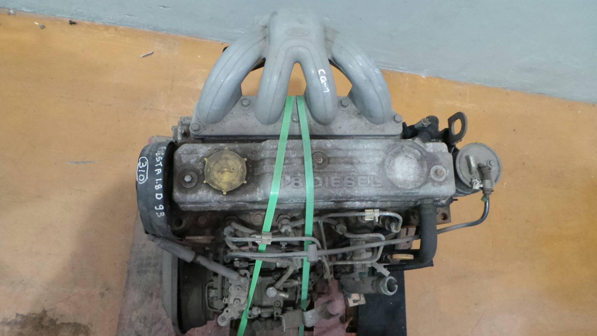 Motor FORD FIESTA Caixa (FVD) | 83 - 95
