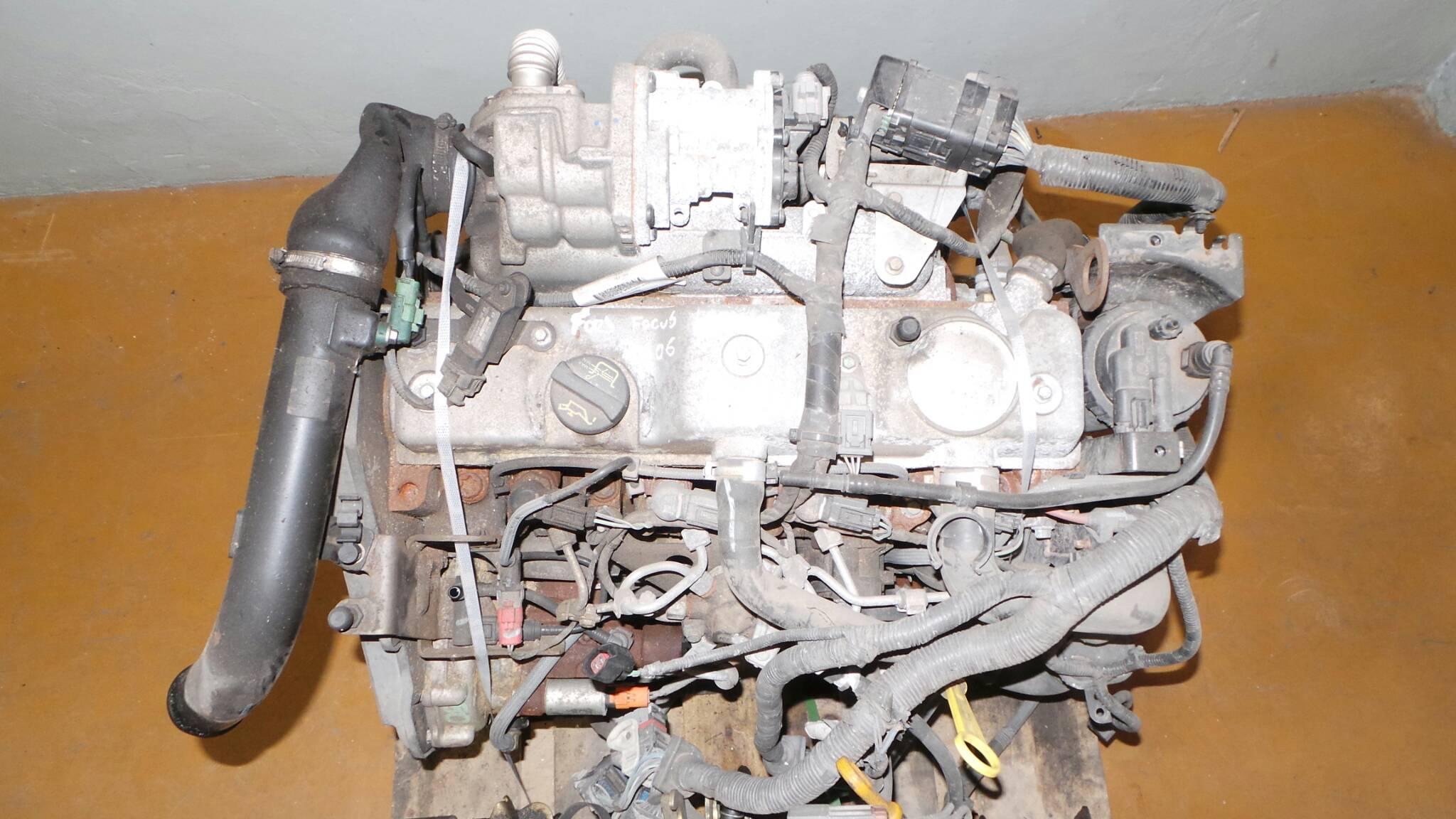 Motor FORD FOCUS II (DA_, HCP, DP) | 04 - 13