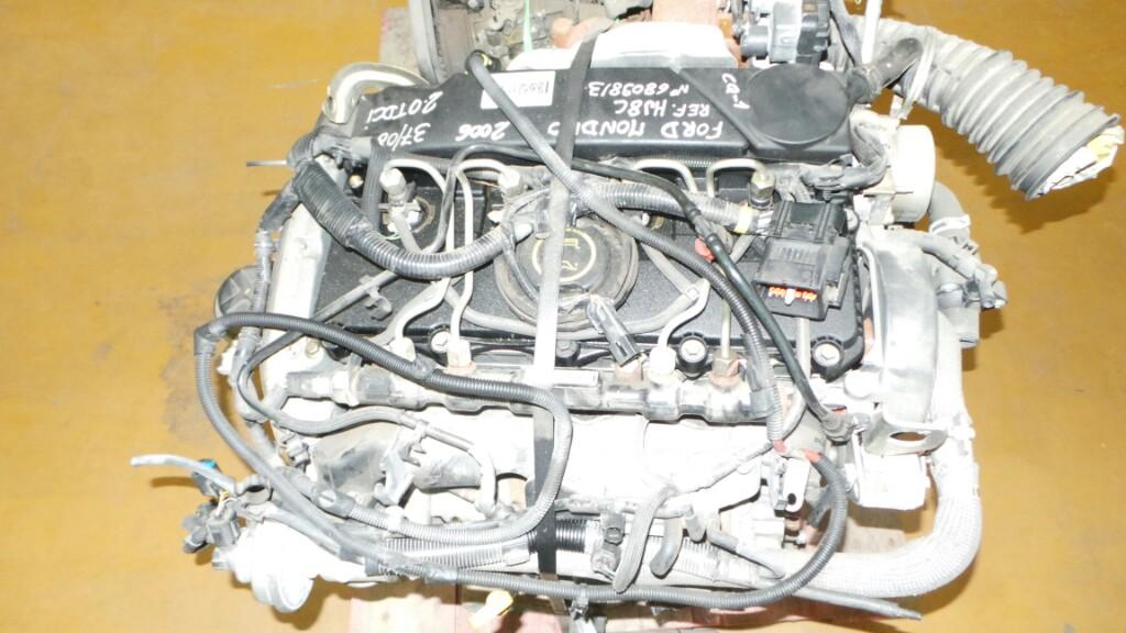 Motor FORD MONDEO III (B5Y) | 00 - 07