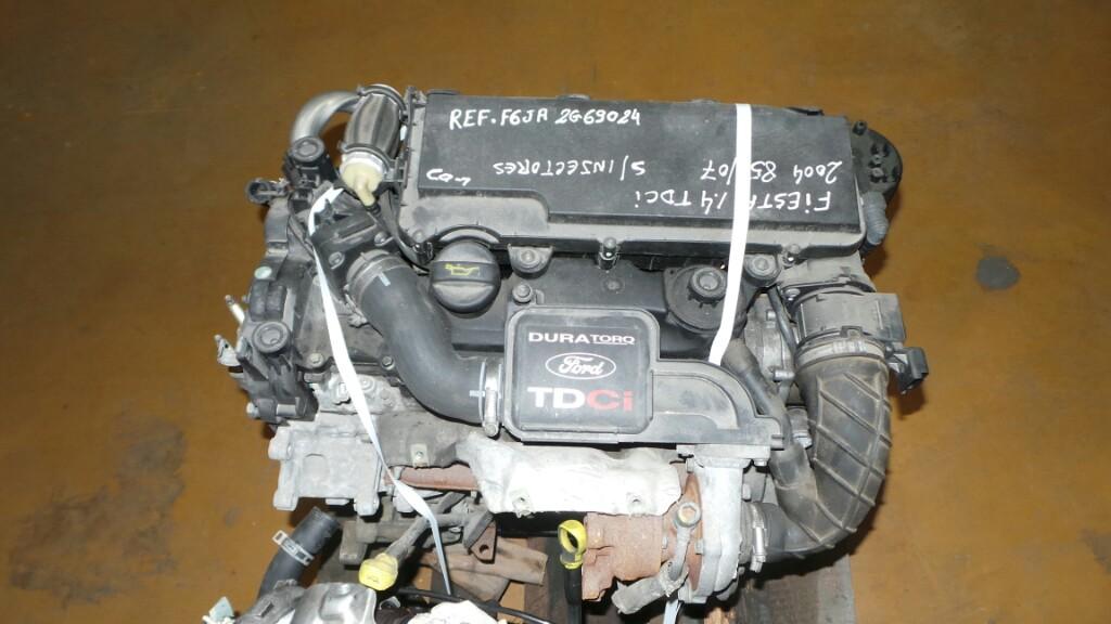 Motor FORD FIESTA V (JH_, JD_) | 01 - 14