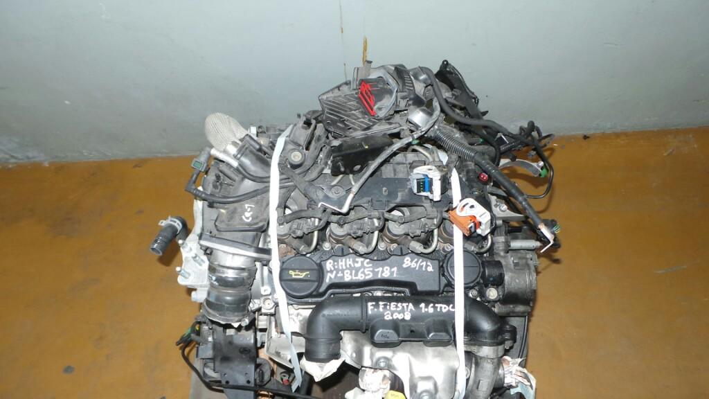 Motor FORD FIESTA VI (CB1, CCN) | 08 -