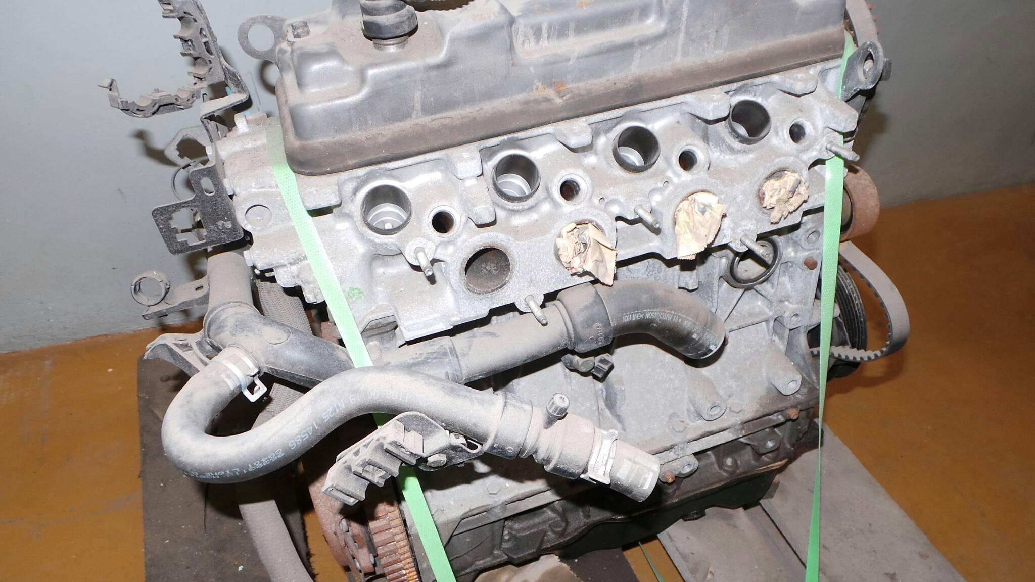 Motor PEUGEOT 206 Hatchback (2A/C) | 98 - 12