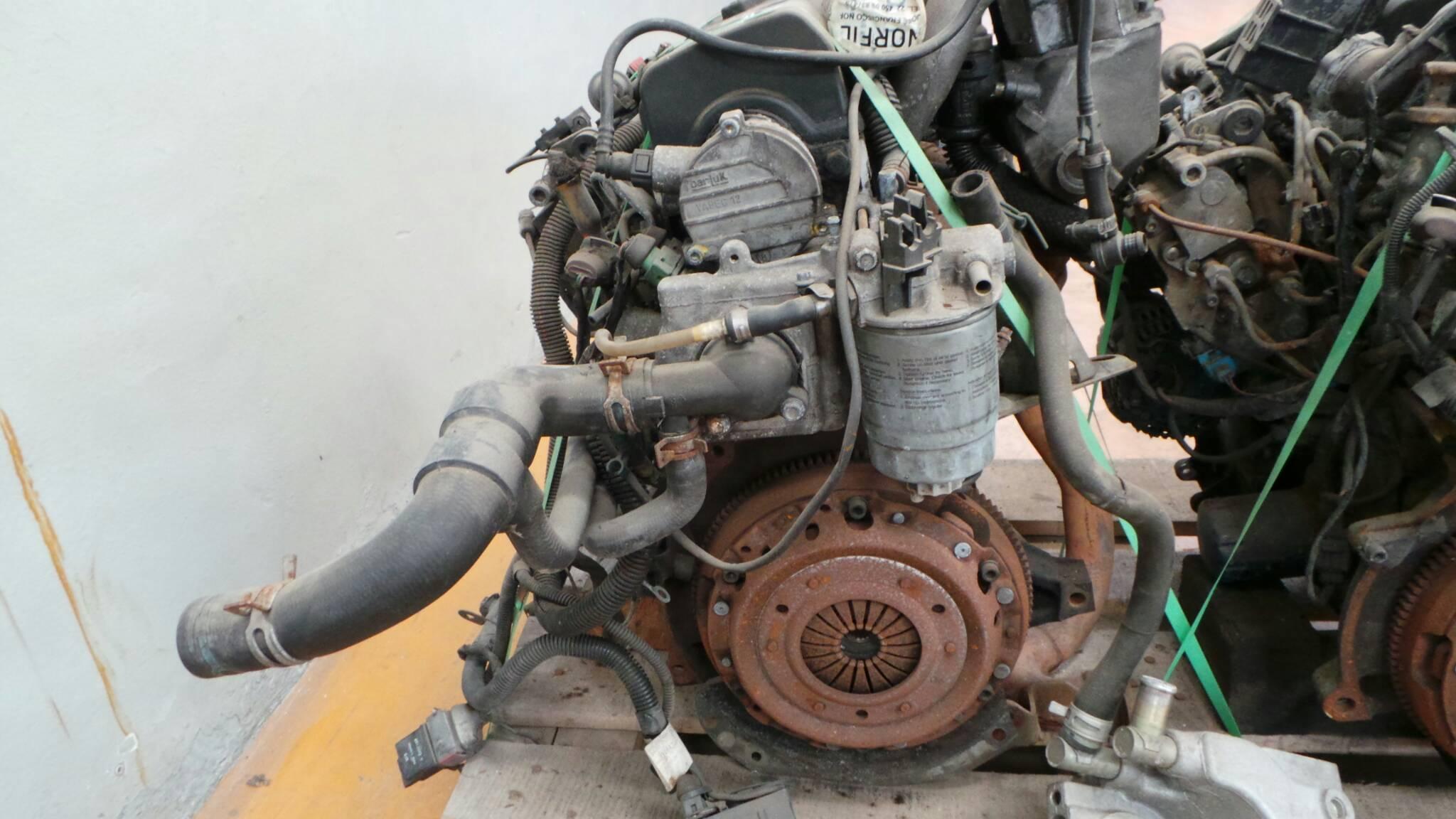 Motor CITROEN SAXO (S0, S1)   96 - 04