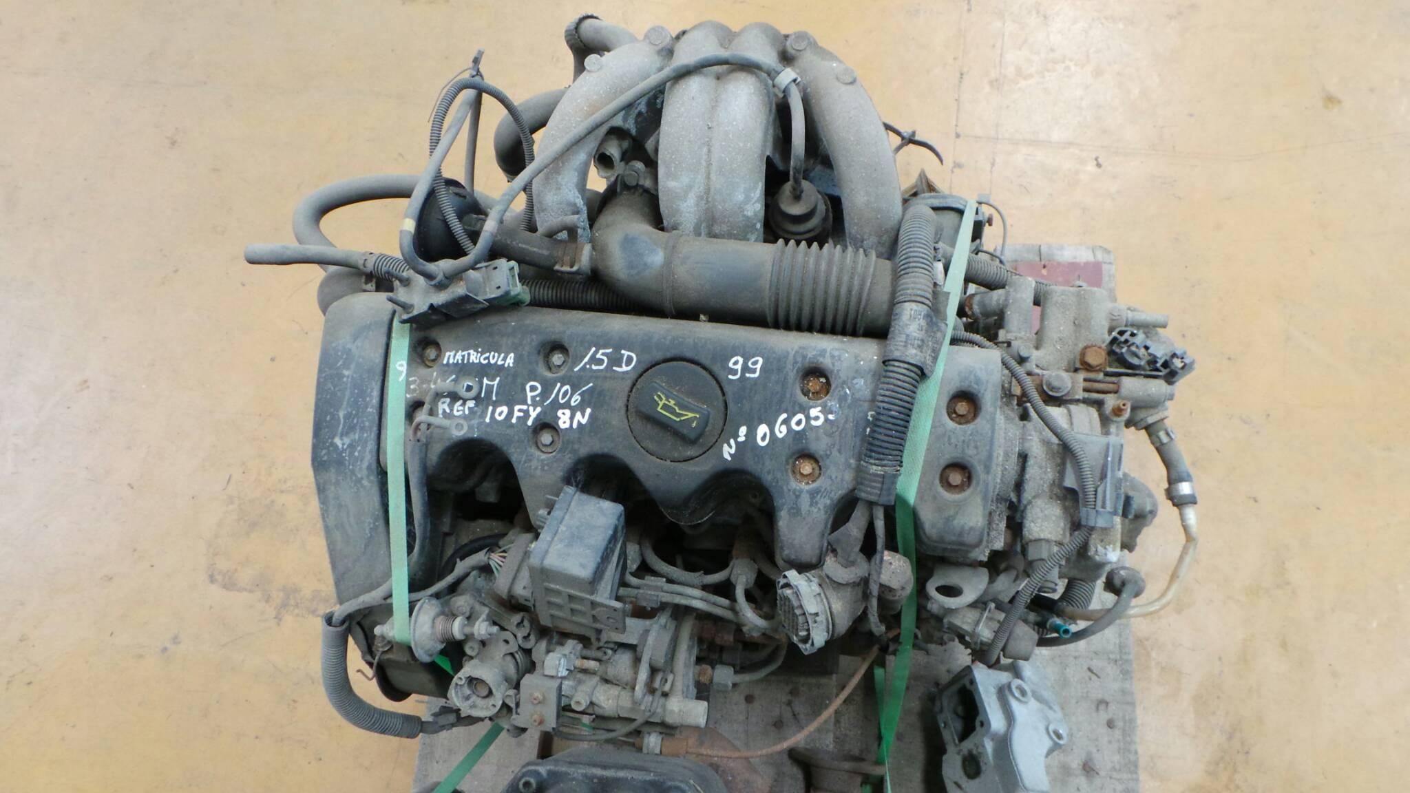 Motor PEUGEOT 106 II (1A_, 1C_) | 96 - 05