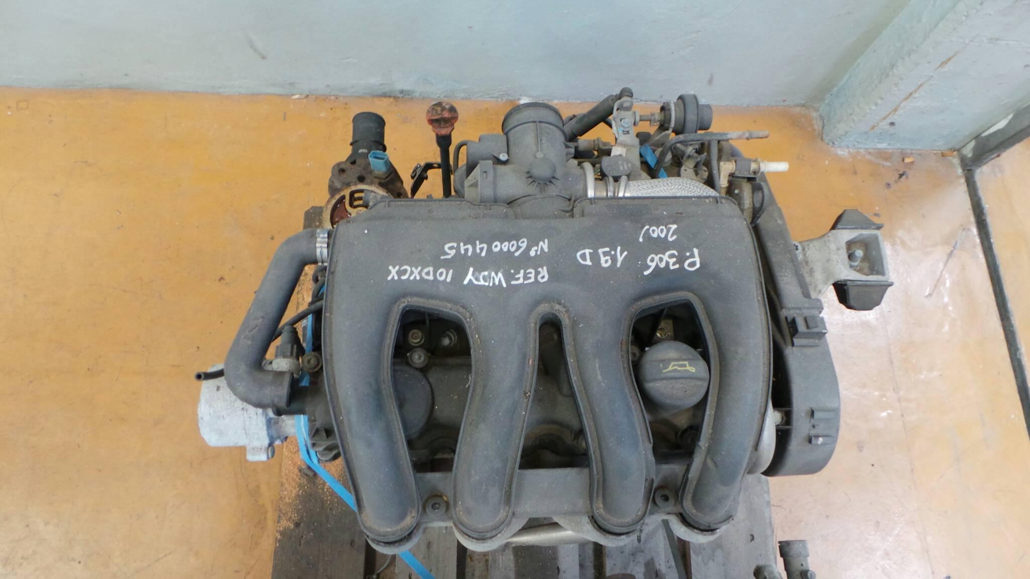 Motor PEUGEOT 306 (7B, N3, N5) | 93 - 03