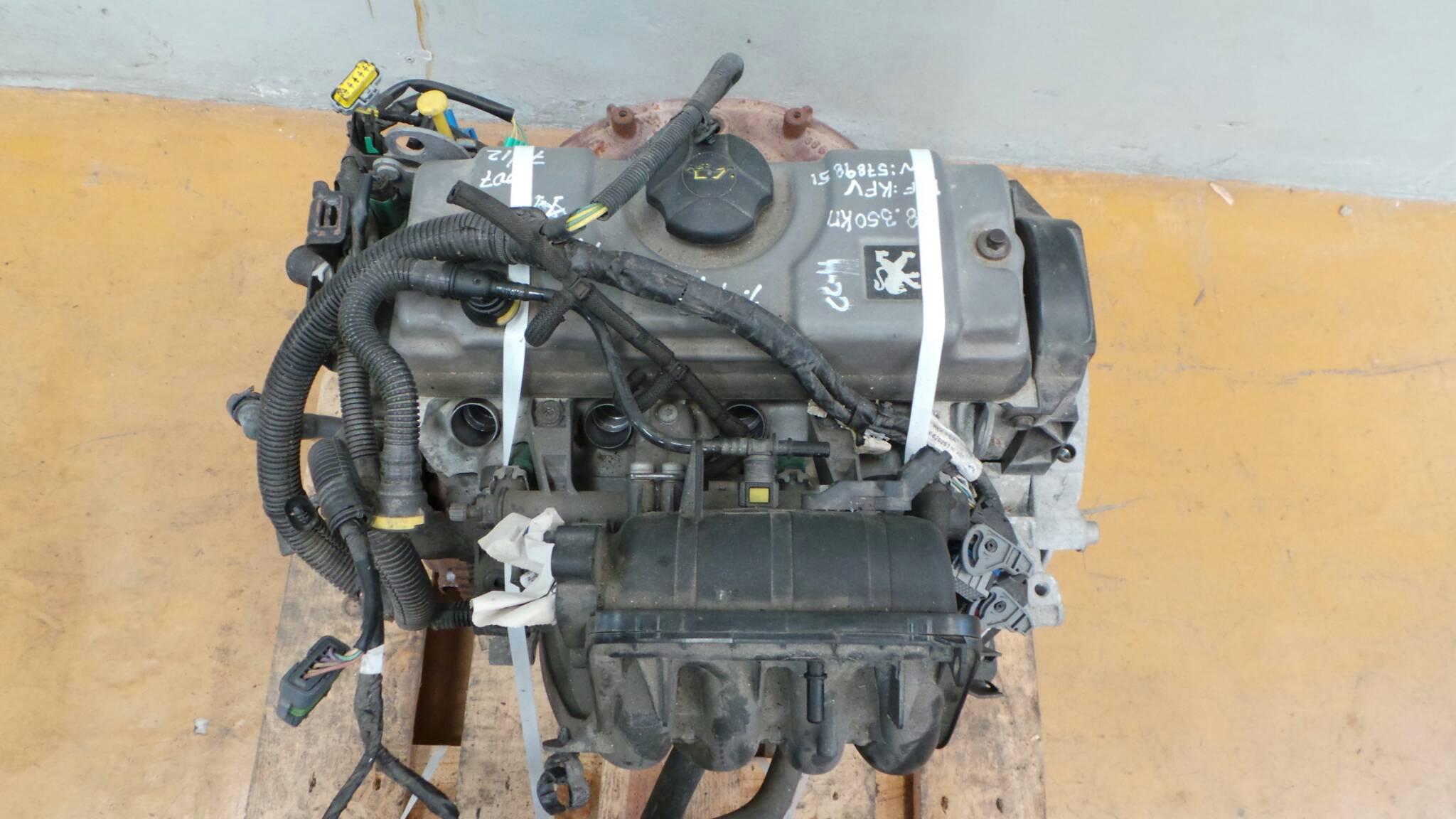 Motor CITROEN AX (ZA-_)   86 - 98