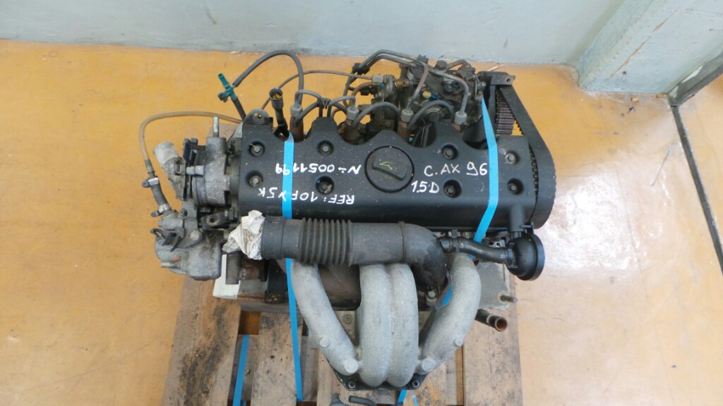 Motor CITROEN AX (ZA-_) | 86 - 98
