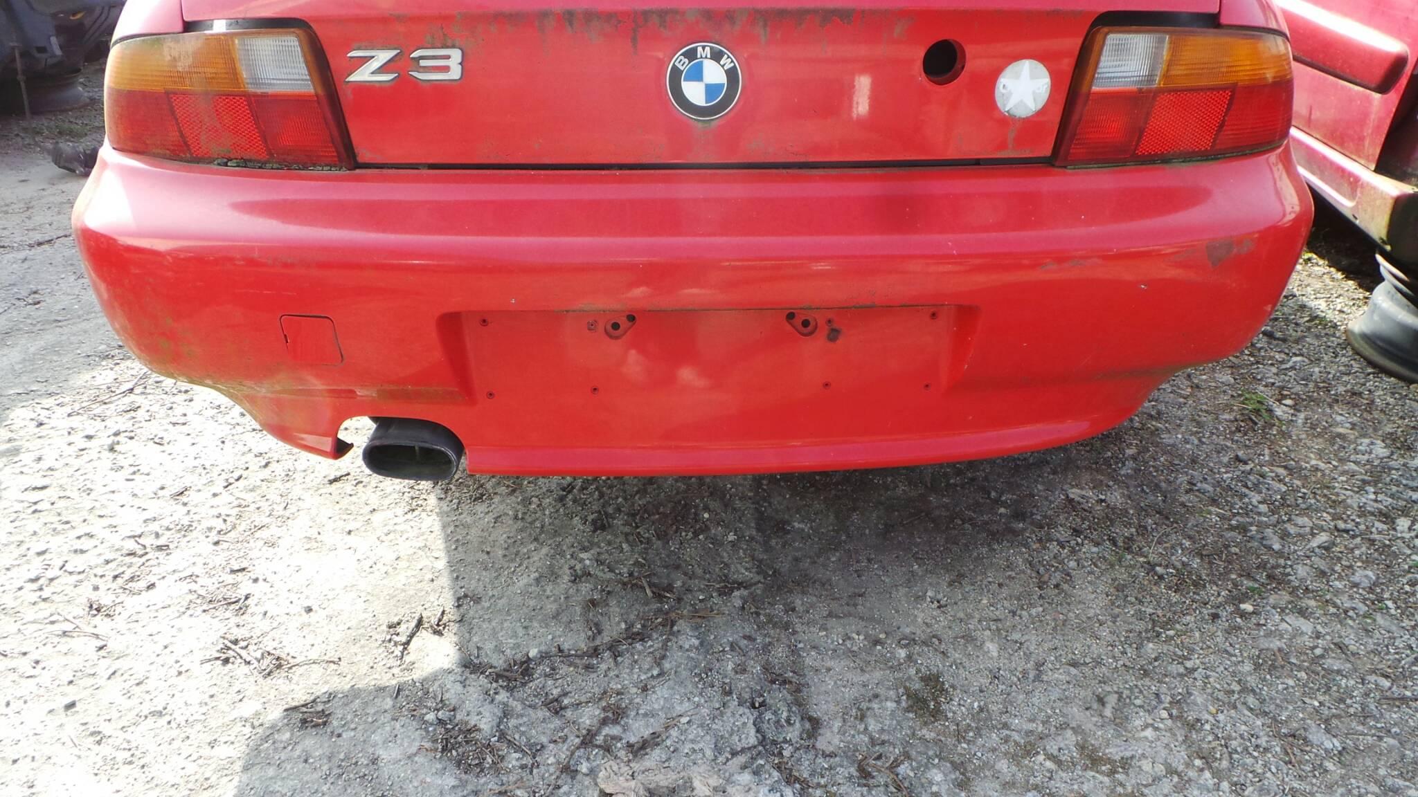 Para Choques de Trás BMW Z3 Roadster (E36)   95 - 03