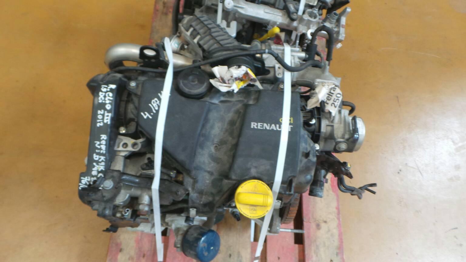 Motor PEUGEOT 5008 (0U_, 0E_) | 09 - 17