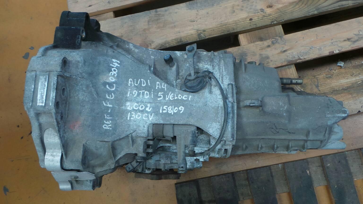 Caixa Velocidades AUDI A4 (8E2, B6) | 00 - 05