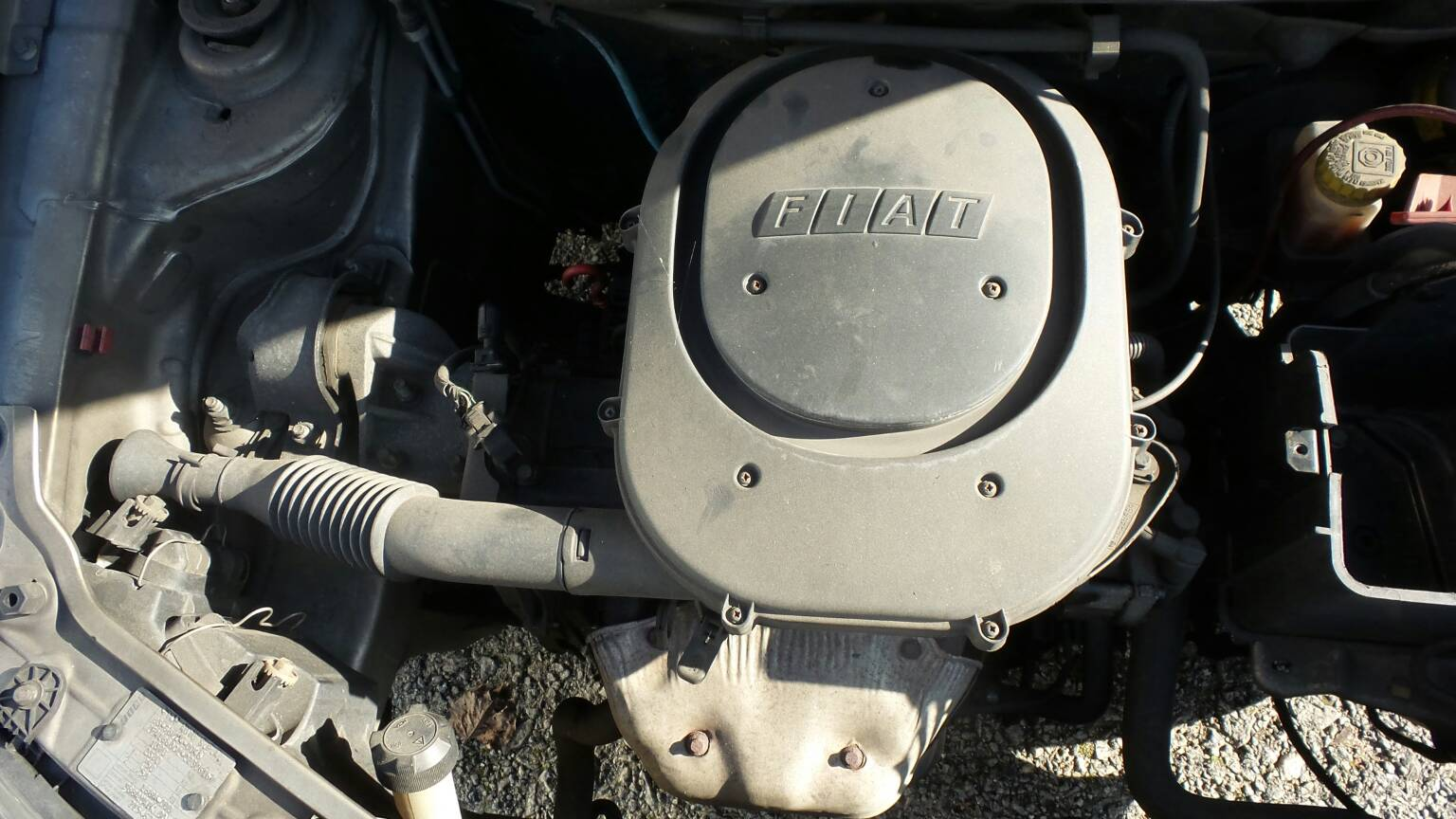 Motor FIAT PUNTO (188_) | 99 - 12