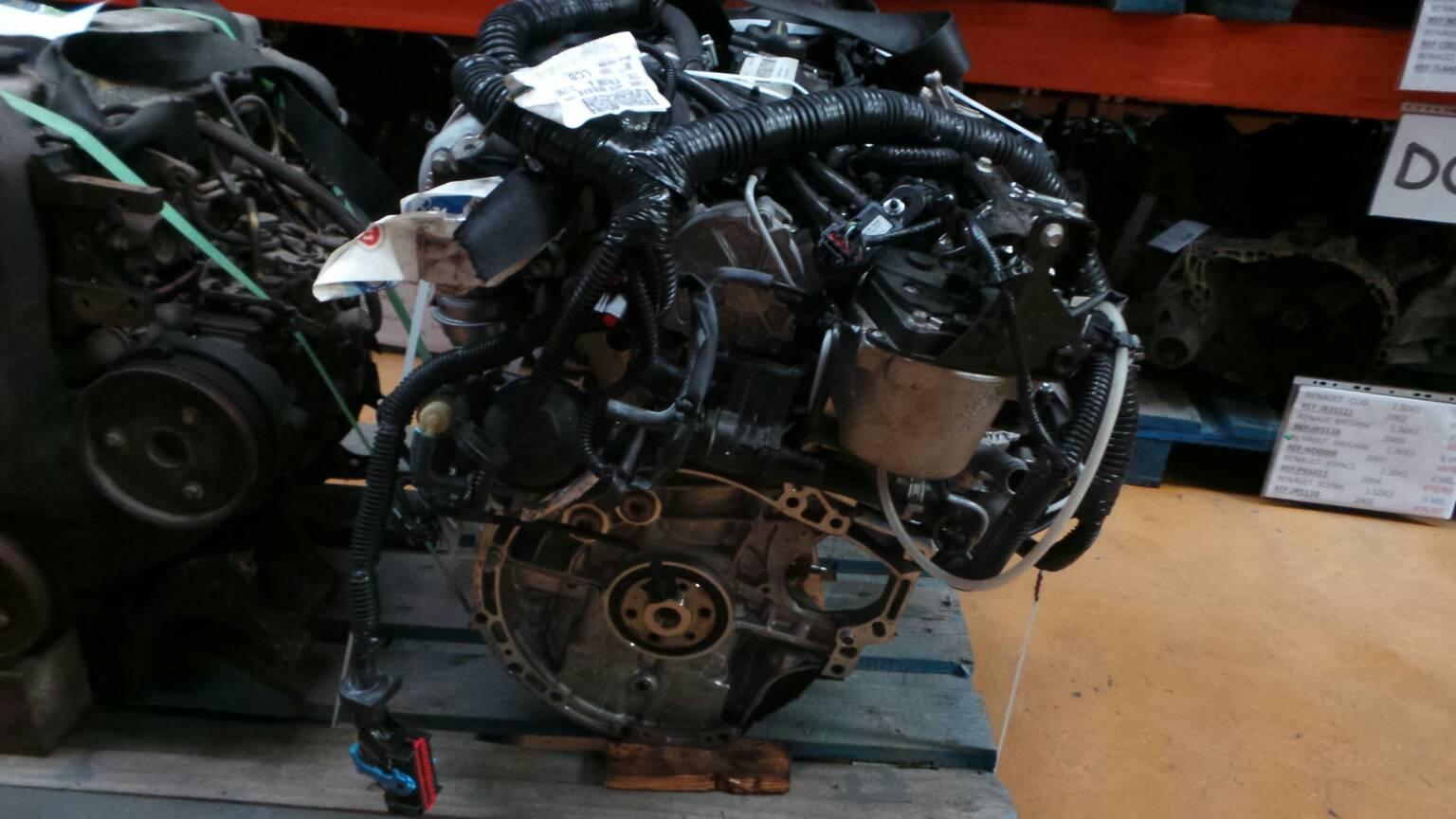 Motor FORD FOCUS III   10 -