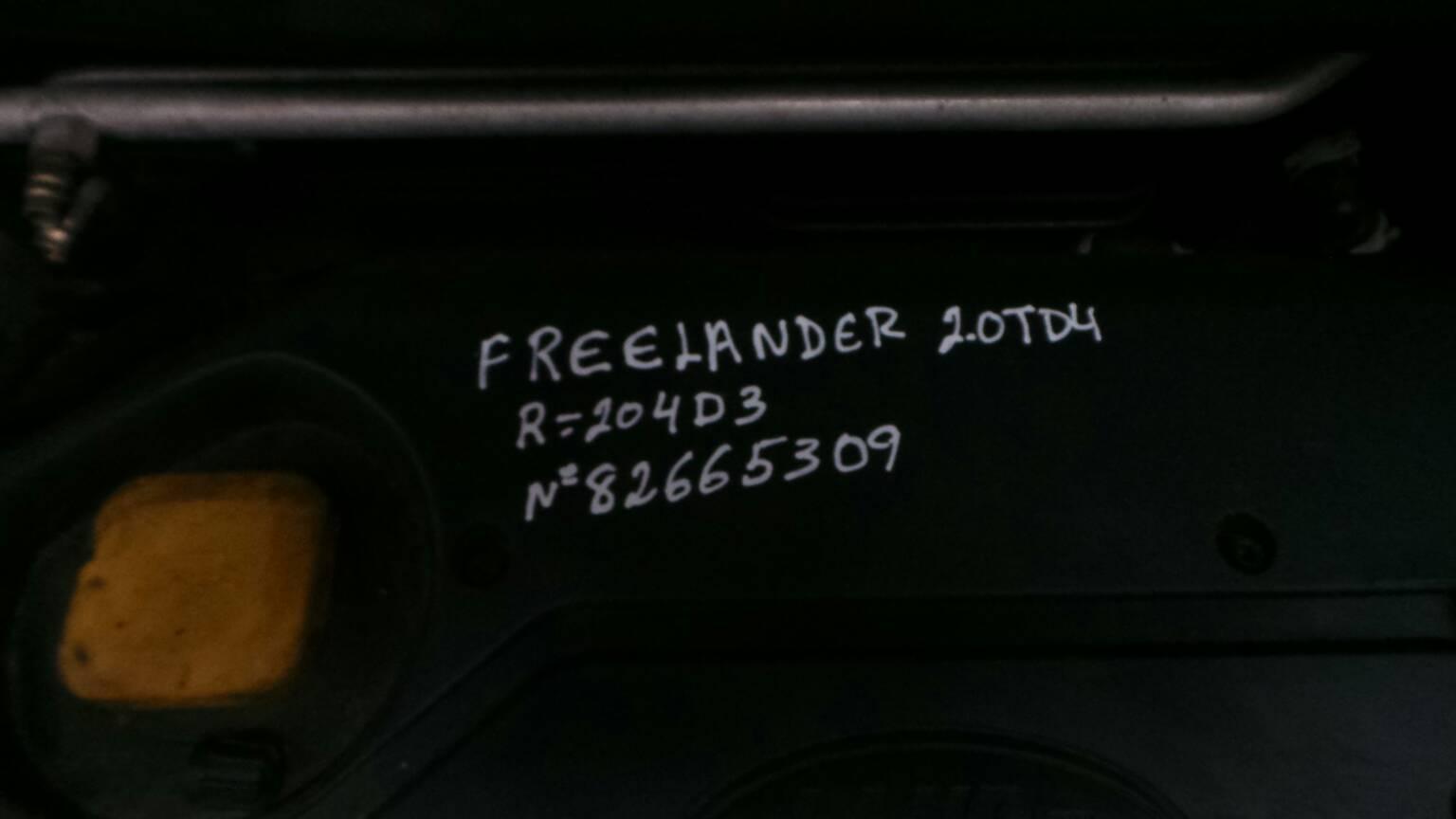 Motor LAND ROVER FREELANDER (L314) | 98 - 06