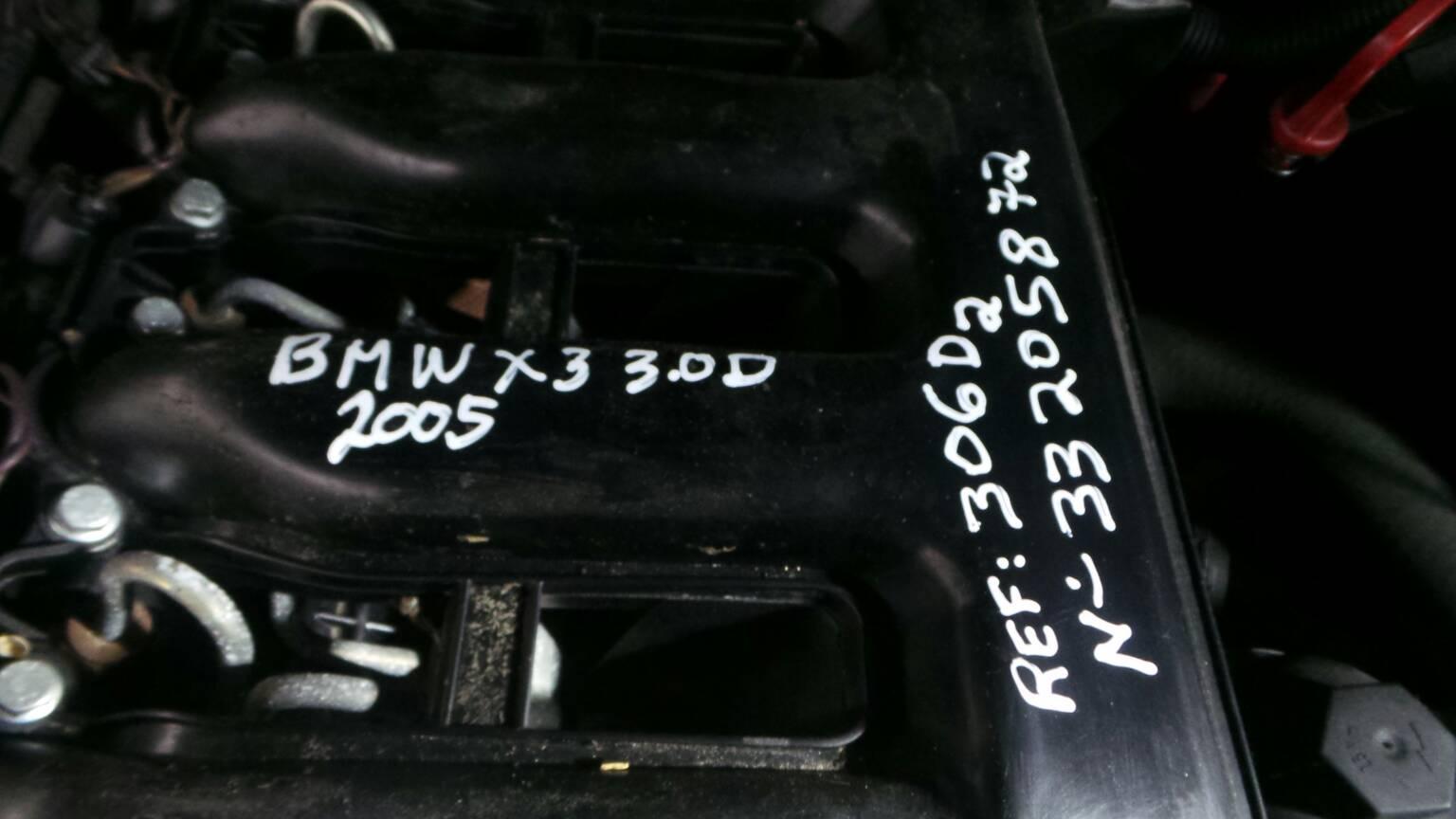 Motor para Peças BMW X3 (E83) | 03 - 11