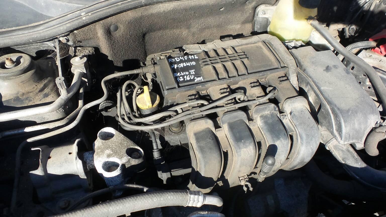 Motor RENAULT CLIO II (BB_, CB_) | 98 -