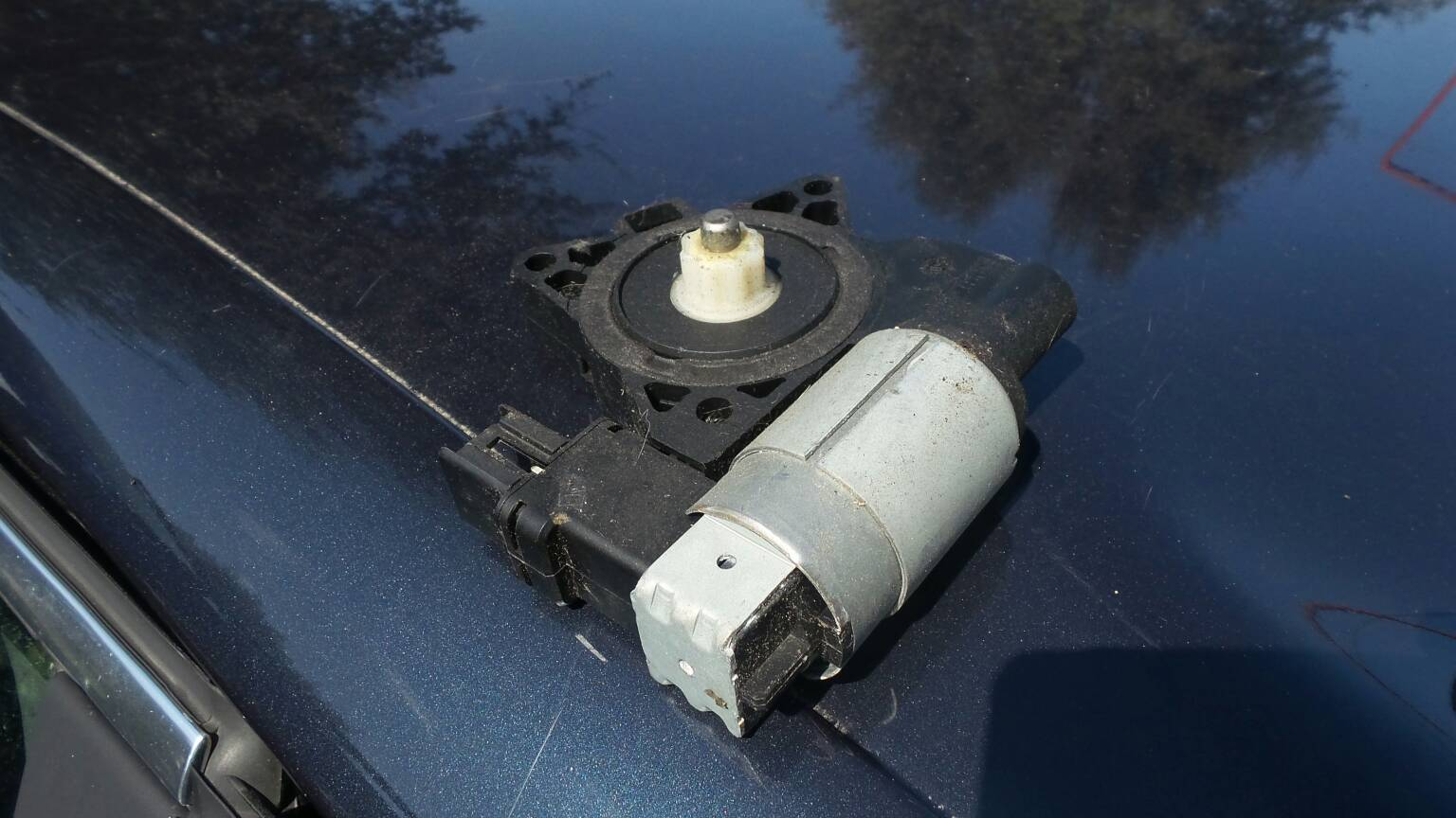 Elevador Trás Esquerdo Electrico MAZDA 5 (CR19) | 05 - 10