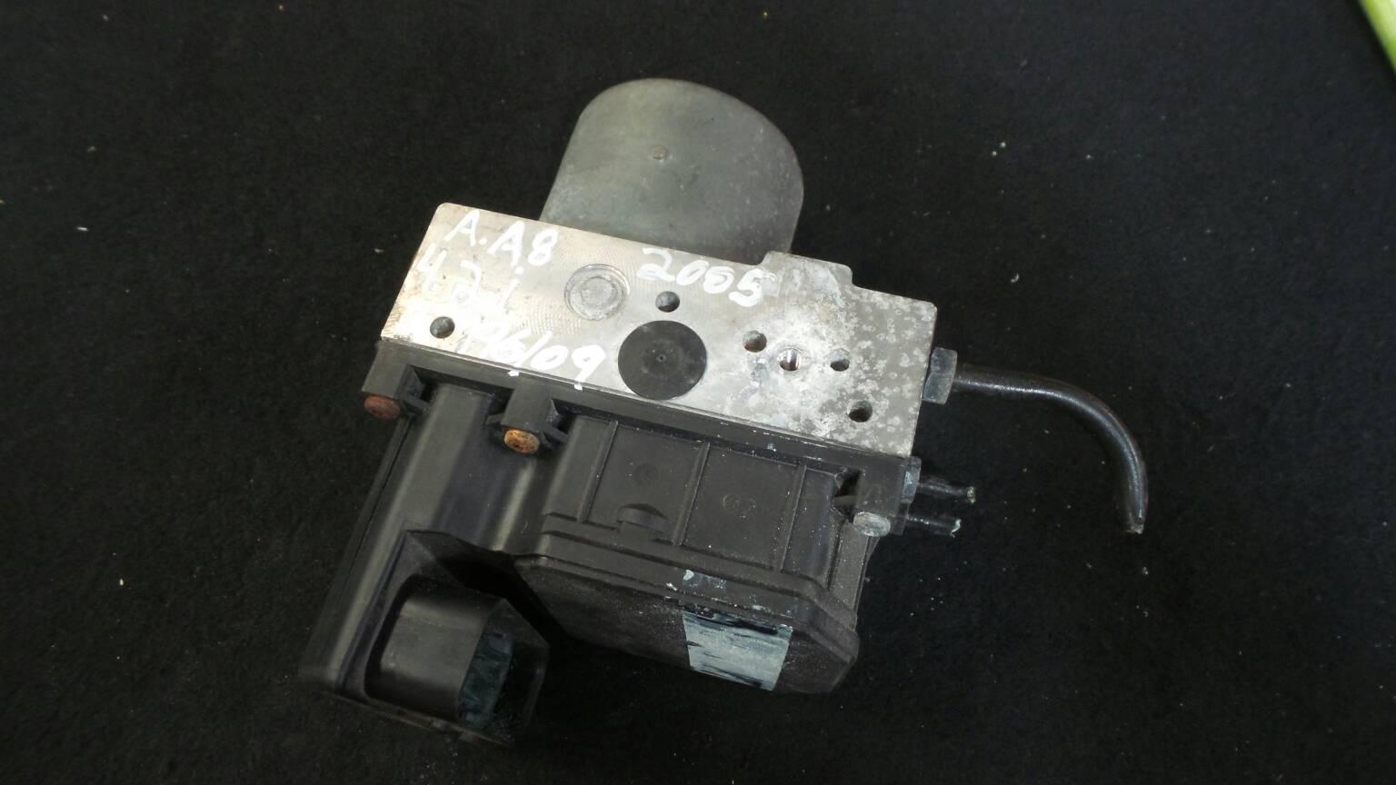 Modulo do ABS AUDI A8 (4E2, 4E8) | 02 - 10