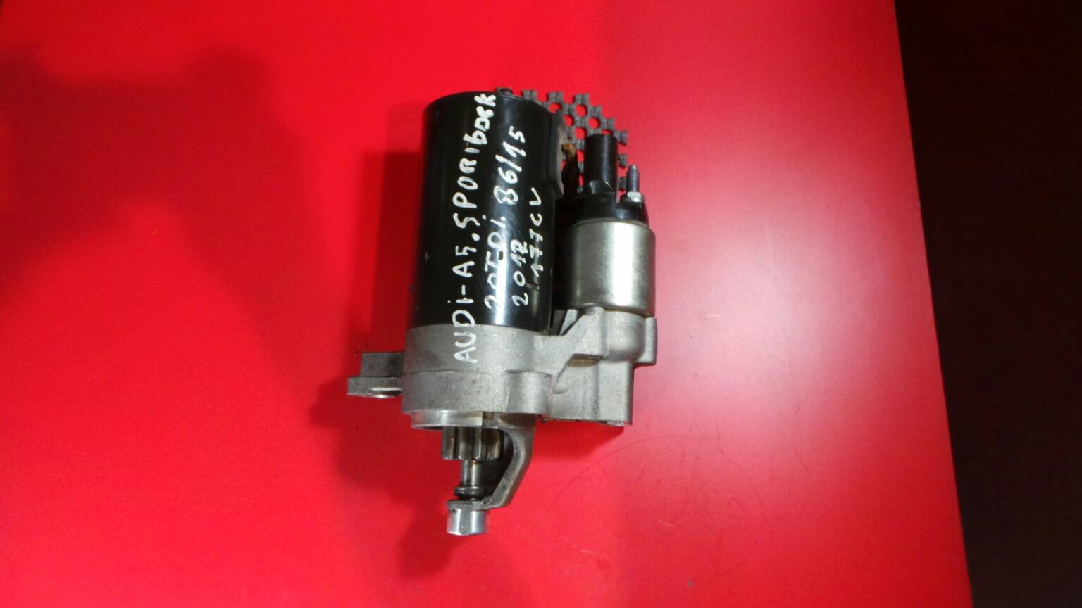 Motor de Arranque AUDI A5 Sportback (8TA) | 09 - 17