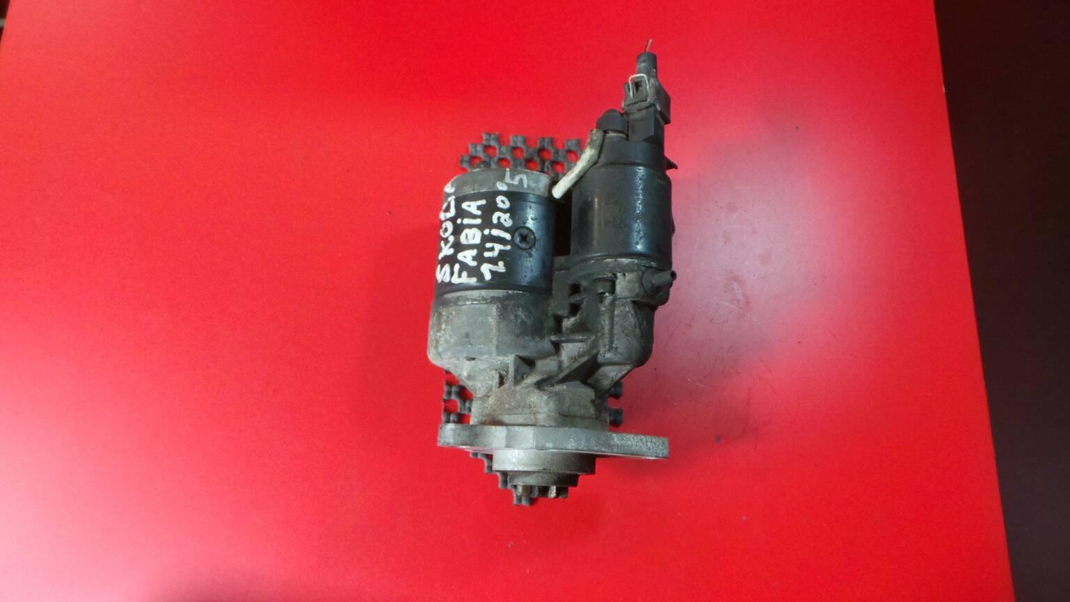 Motor de Arranque SKODA FABIA I (6Y2) | 99 - 08