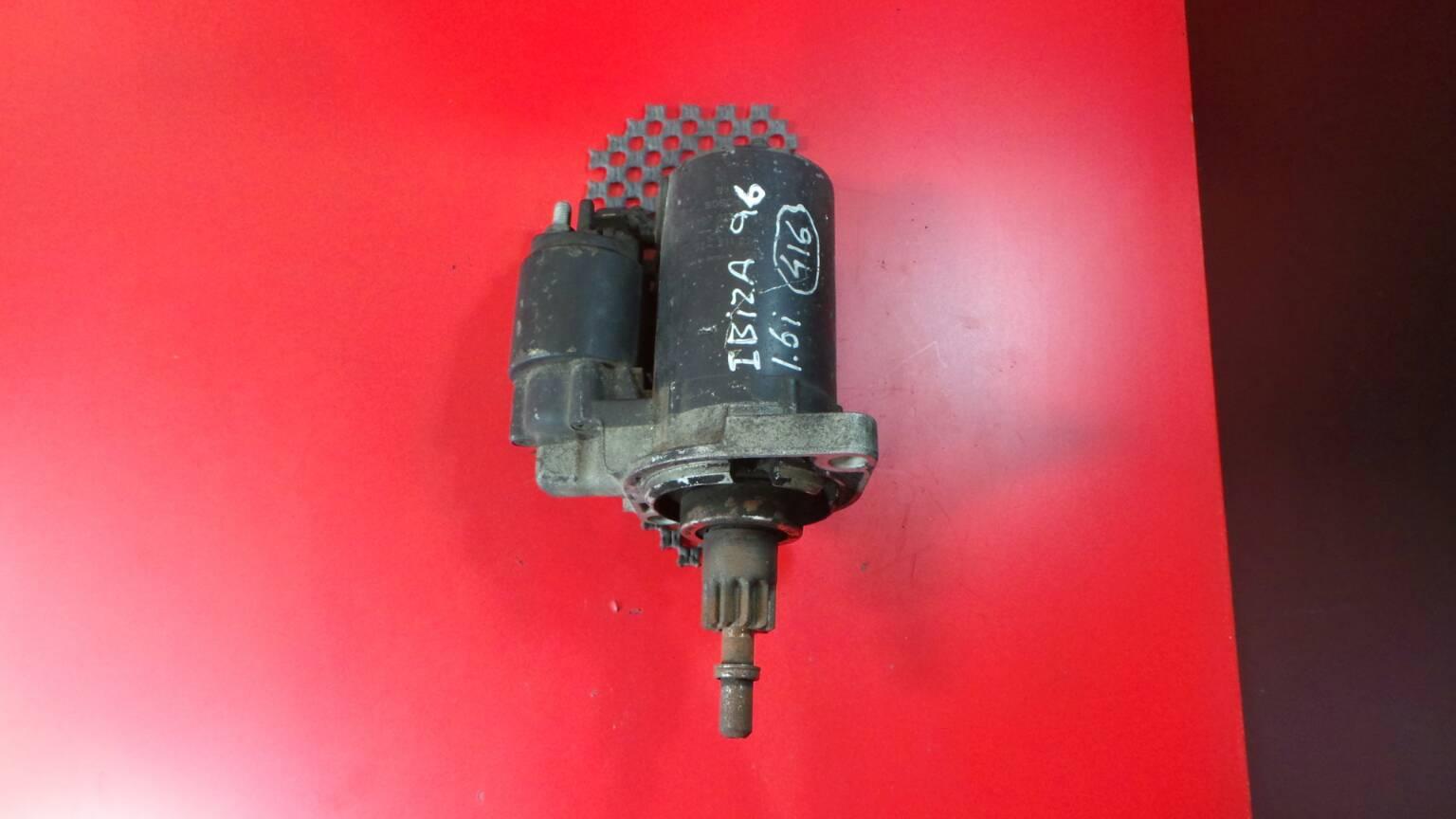 Motor de Arranque SEAT IBIZA II (6K1) | 93 - 02