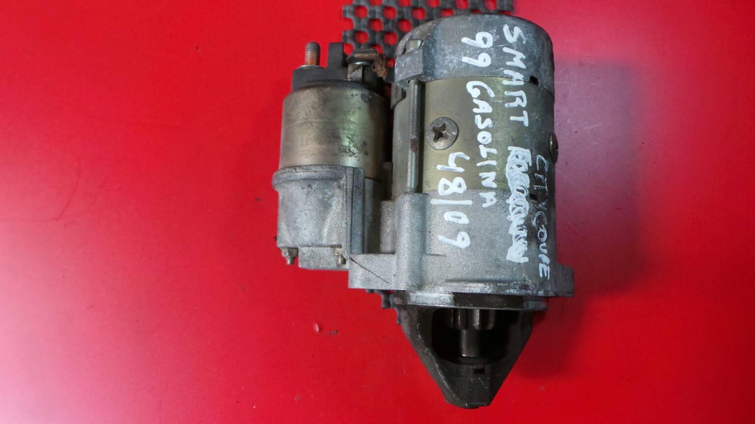 Motor de Arranque SMART CITY-COUPE (450) | 98 - 04