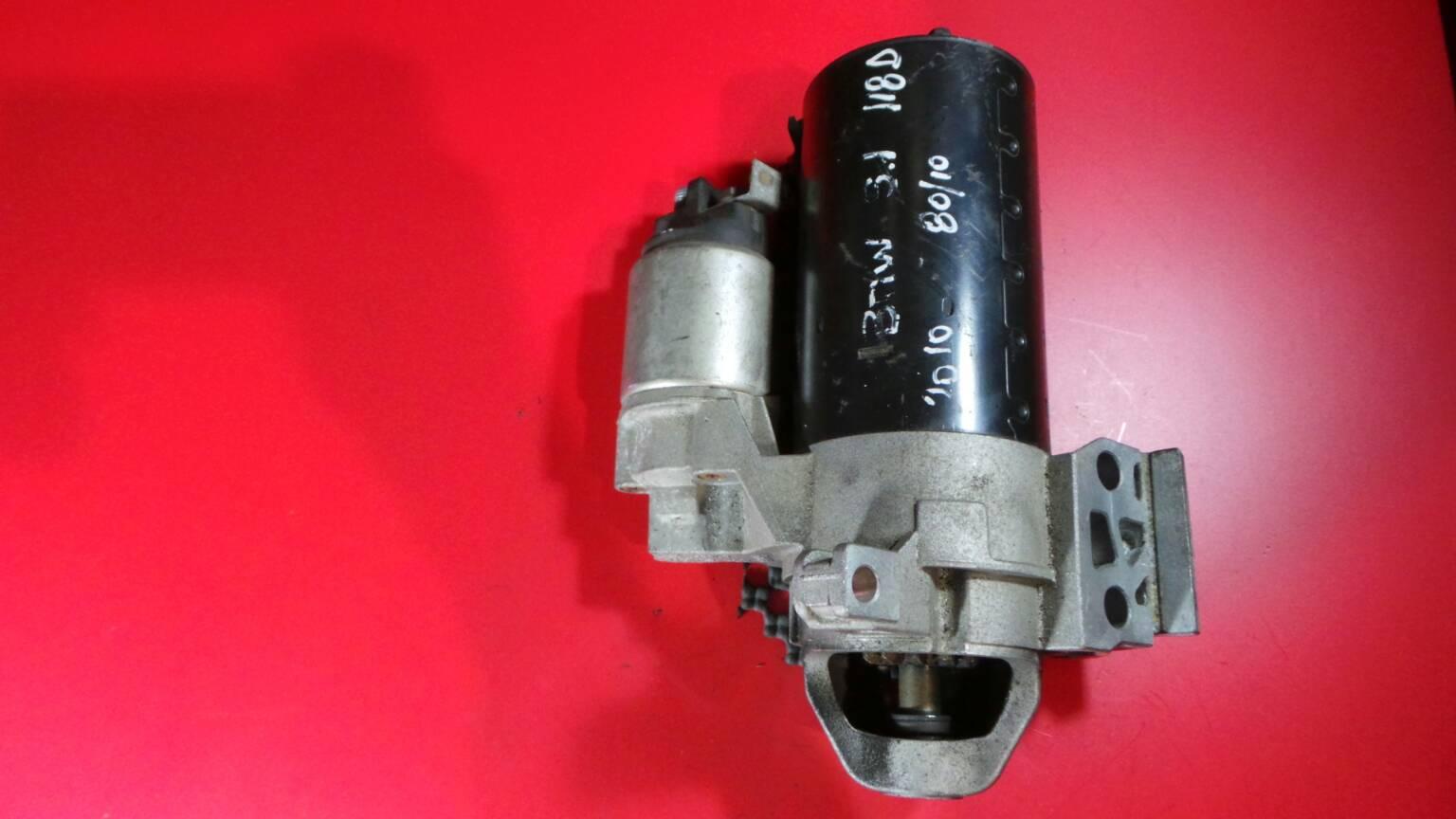 Motor de Arranque BMW 1 (F20) | 11 - 19
