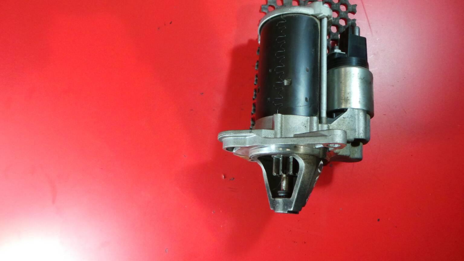 Motor de Arranque FORD TRANSIT V363 Caixa (FCD, FDD)   13 -