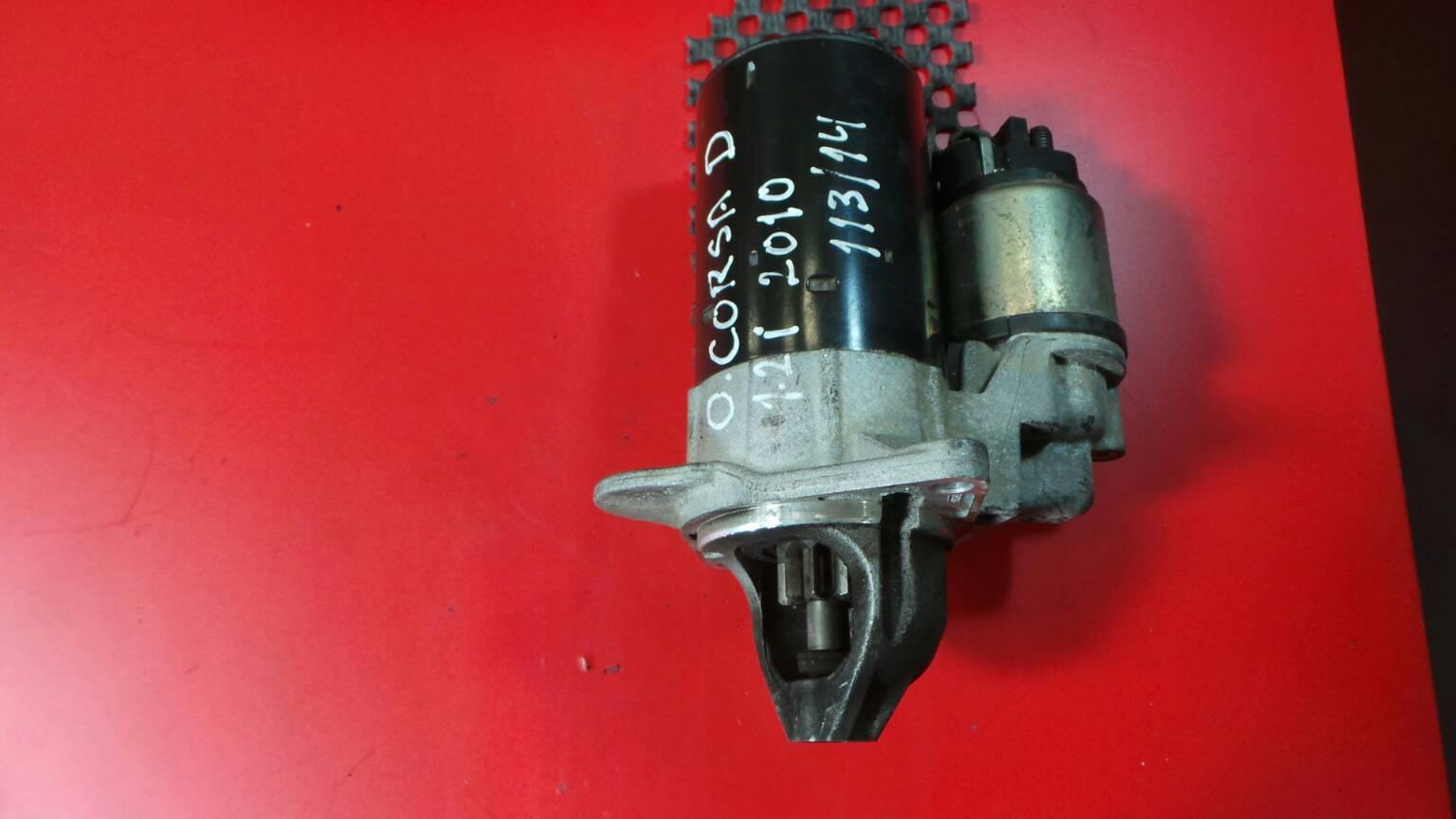 Motor de Arranque OPEL CORSA D (S07)   06 - 14