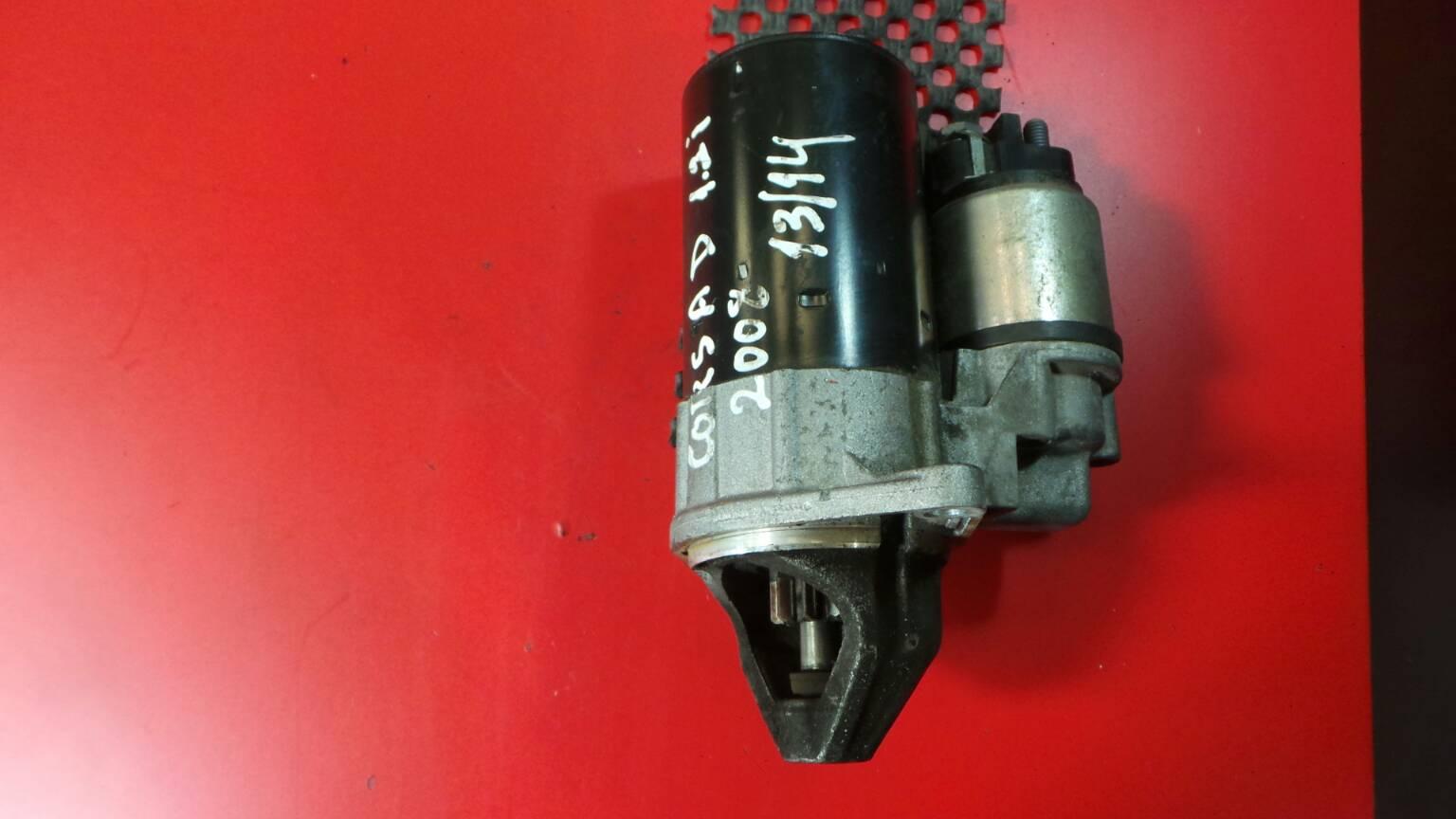 Motor de Arranque OPEL CORSA D (S07) | 06 - 14