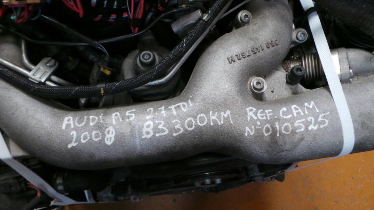 Motor AUDI A5 (8T3) | 07 - 17