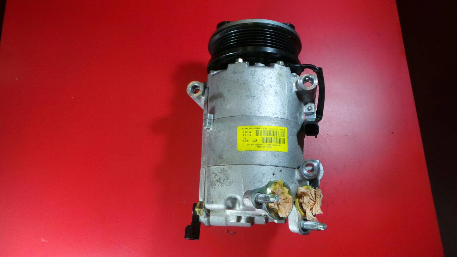 Compressor do Ar Condicionado LAND ROVER RANGE ROVER EVOQUE (L538) | 11 -
