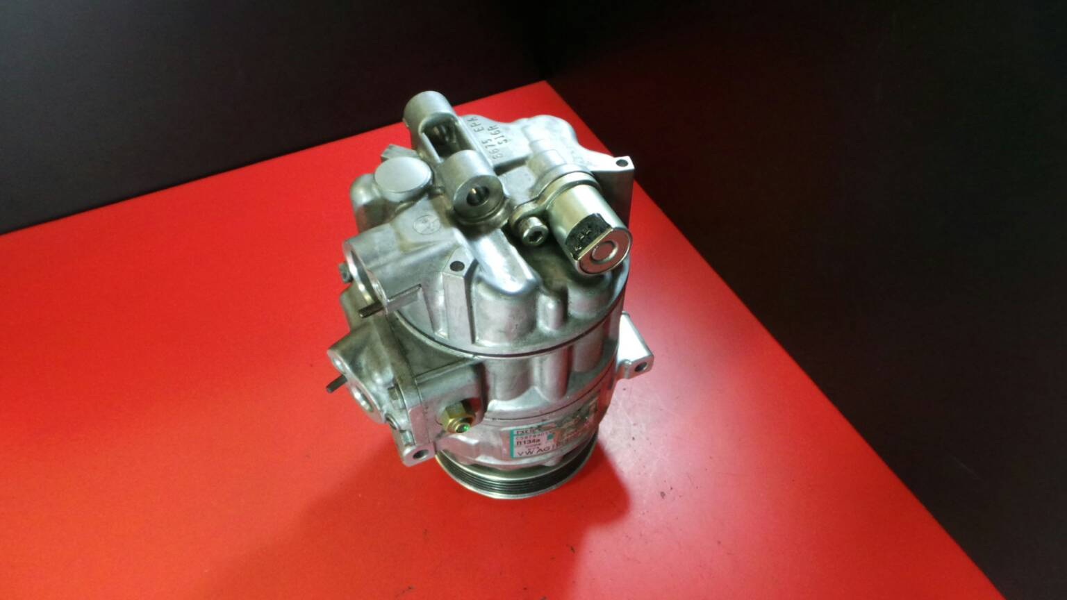 Compressor do Ar Condicionado AUDI A3 (8P1) | 03 - 13