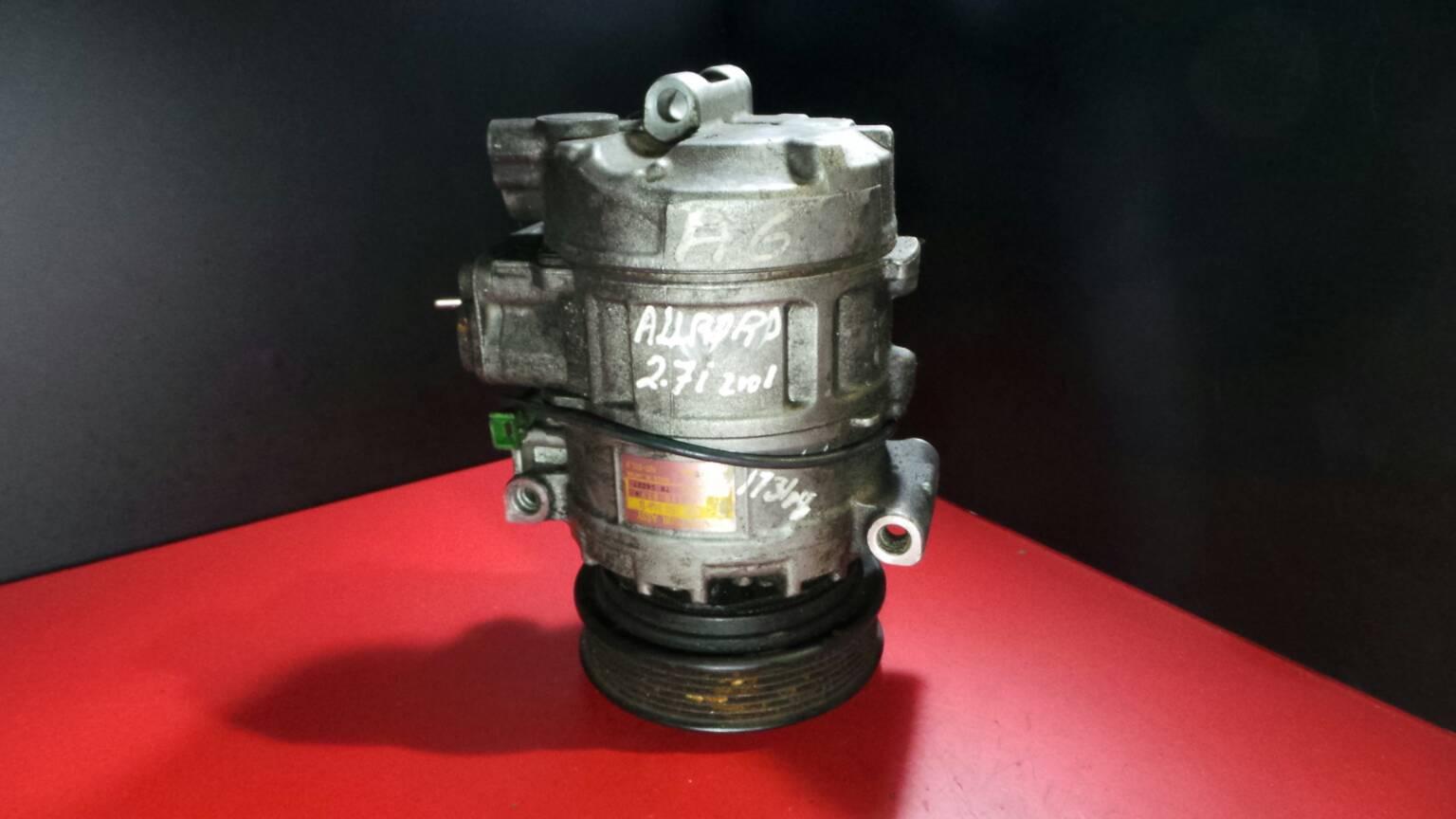 Compressor do Ar Condicionado AUDI ALLROAD (4BH, C5) | 00 - 05