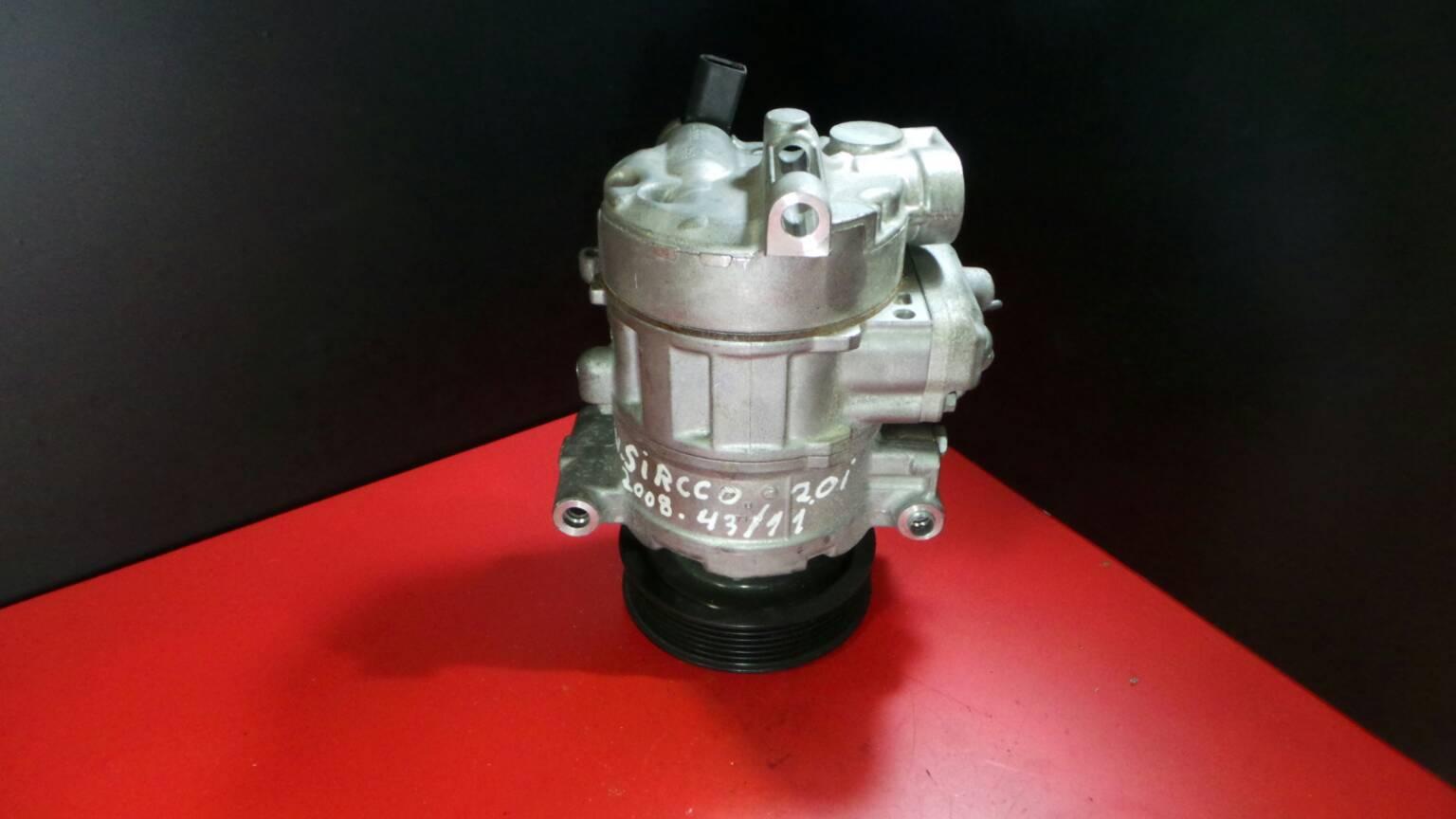 Compressor do Ar Condicionado VOLKSWAGEN SCIROCCO (137, 138) | 08 - 17