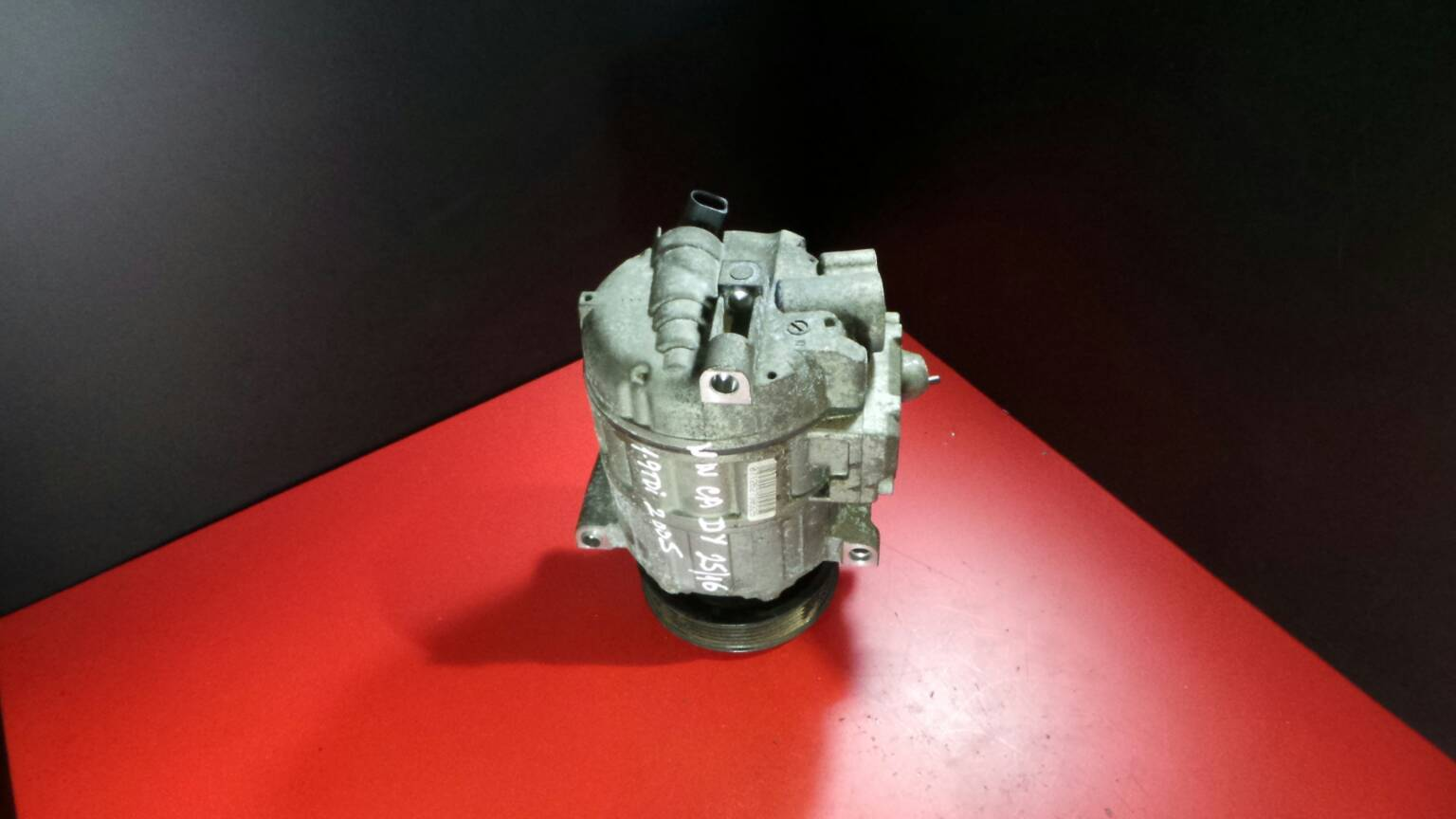 Compressor do Ar Condicionado VOLKSWAGEN CADDY III Combi (2KB, 2KJ, 2CB, 2CJ) | 04 - 15