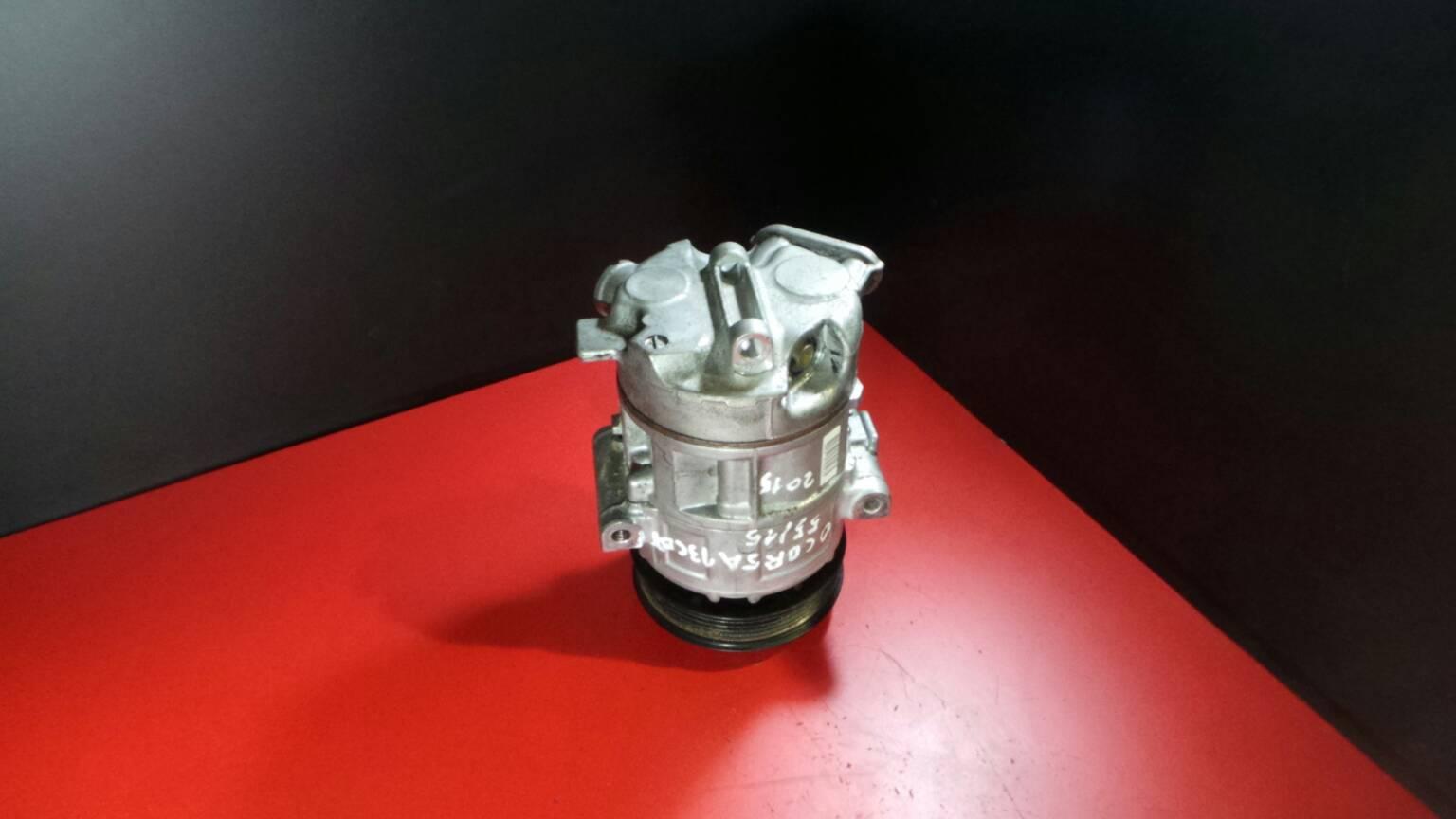 Compressor do Ar Condicionado OPEL CORSA D (S07)   06 - 14