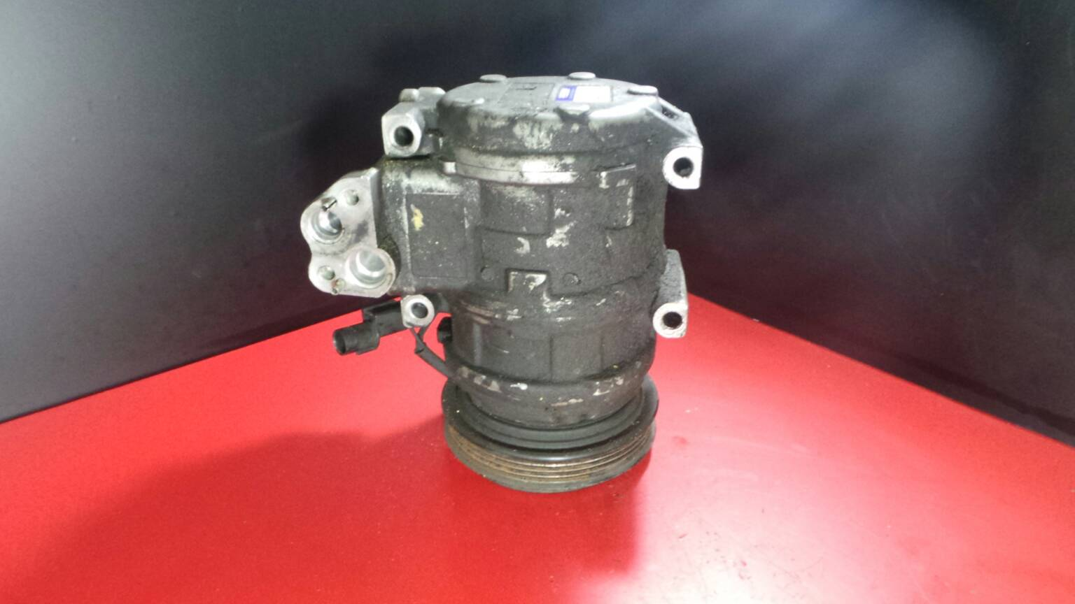 Compressor do Ar Condicionado KIA CARNIVAL II (GQ) | 99 - 07