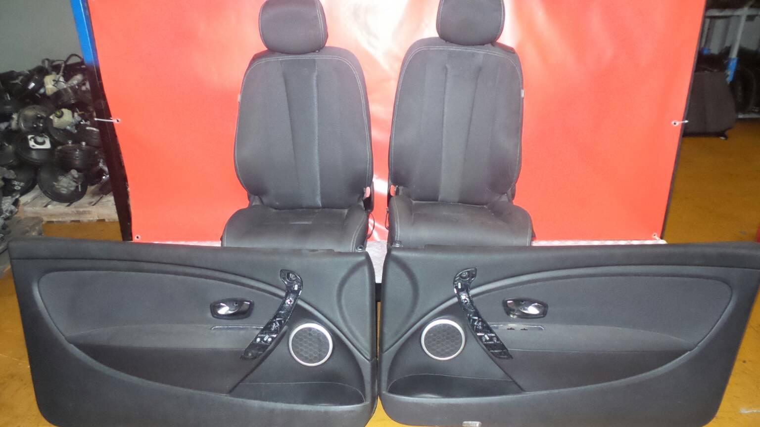 Conjunto de bancos / Sem Airbags RENAULT MEGANE III Coupé (DZ0/1_)   08 -