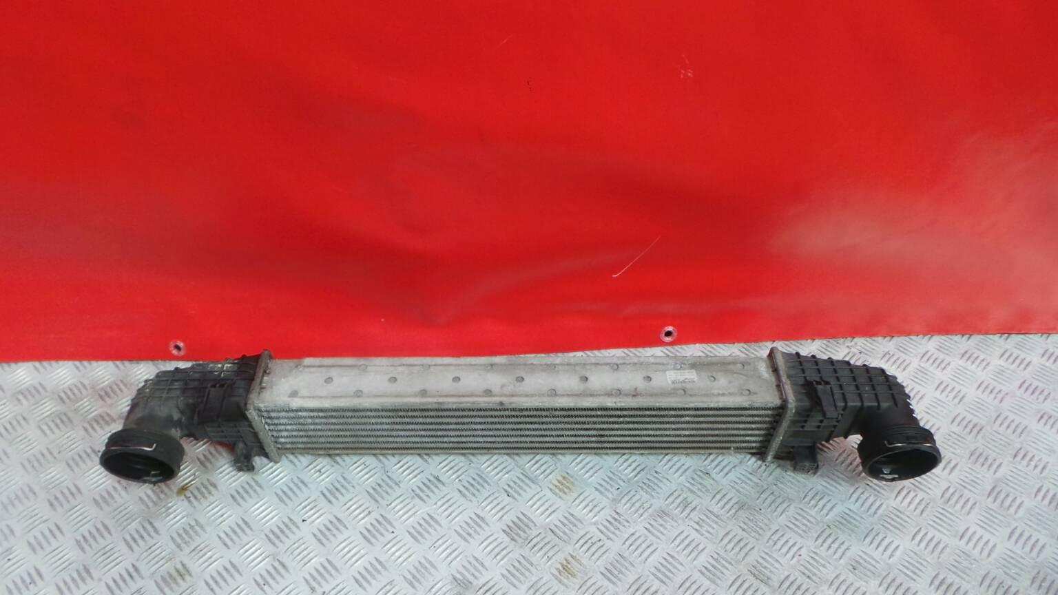 Intercooler MERCEDES-BENZ E-CLASS (W211) | 02 - 09