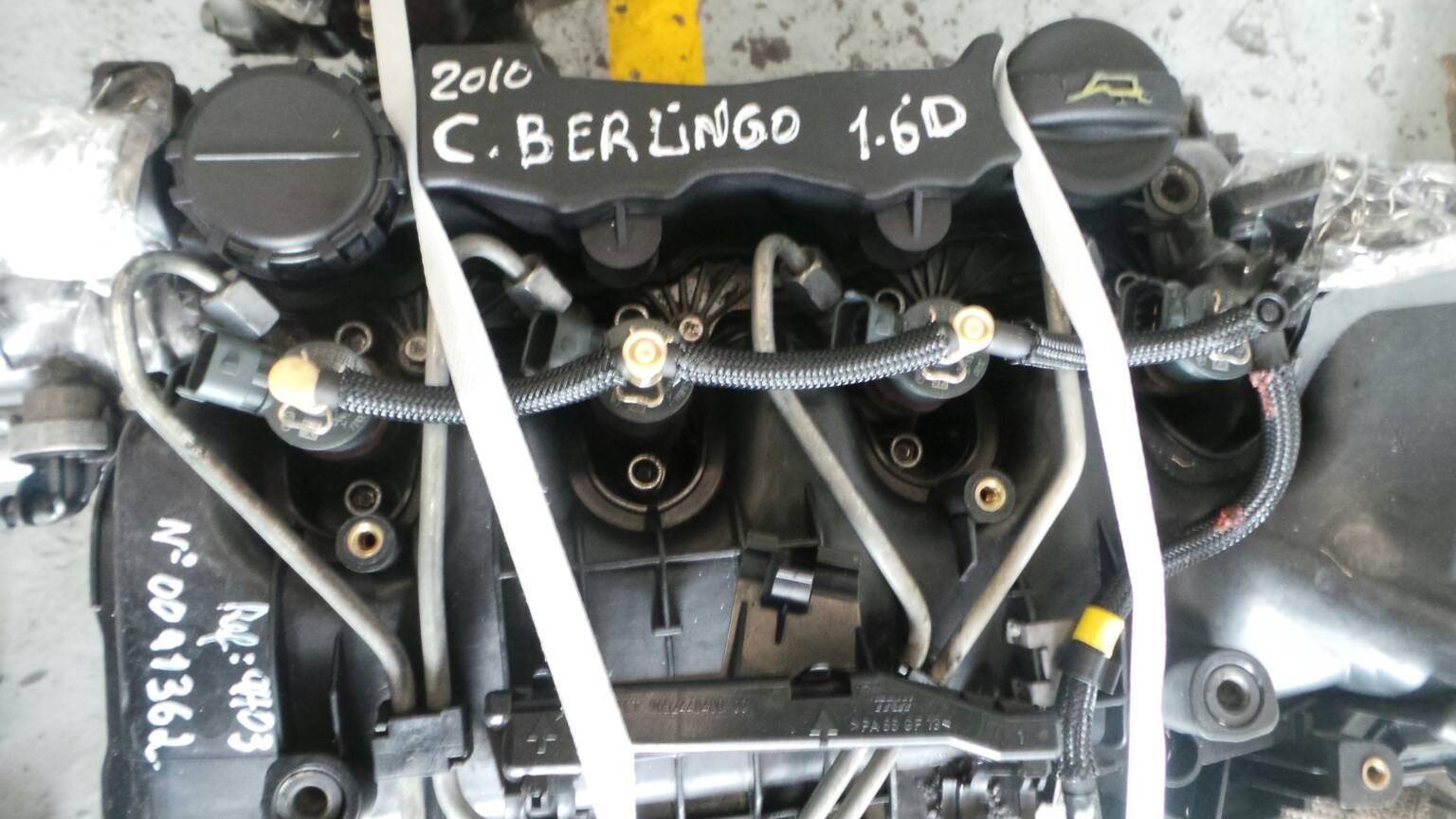 Motor CITROEN BERLINGO (B9) | 08 -