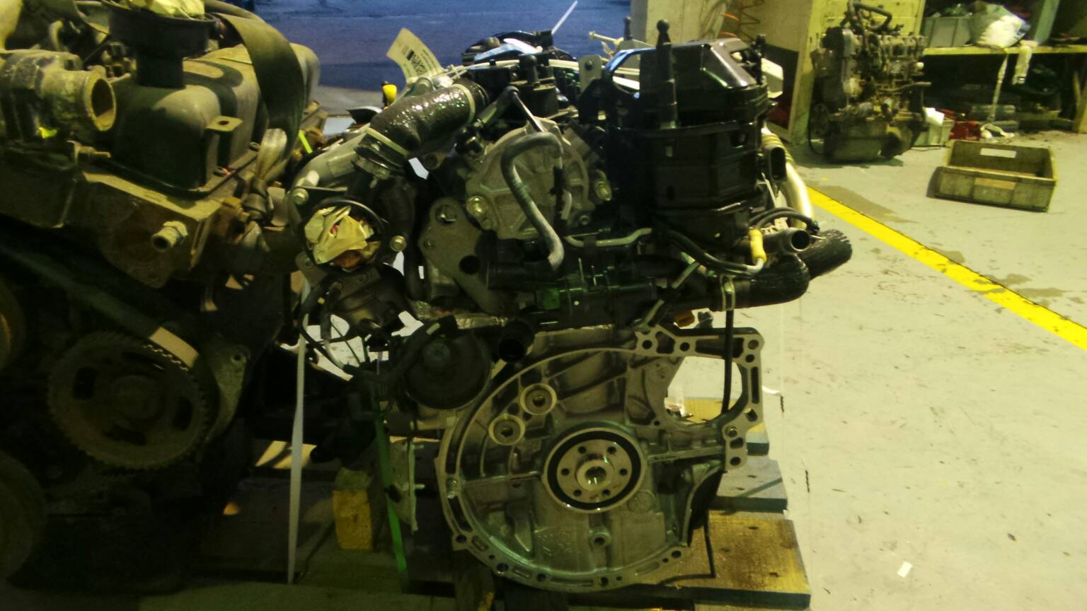 Motor FORD FOCUS III | 10 -