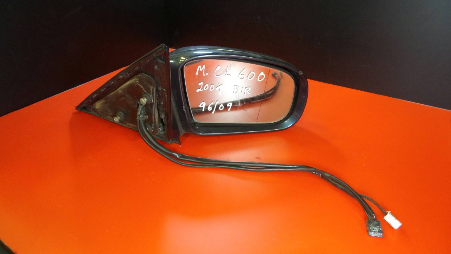 Espelho Retrovisor Direito MERCEDES-BENZ S-CLASS Coupé (C215) | 99 - 06