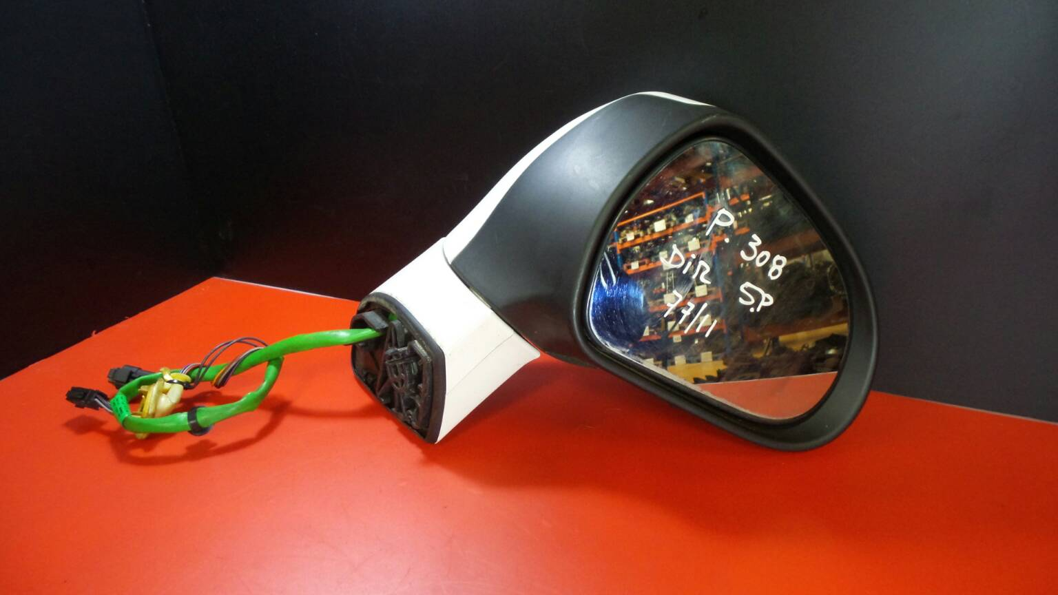 Espelho Retrovisor Direito Electrico PEUGEOT 308 I (4A_, 4C_)   07 - 16