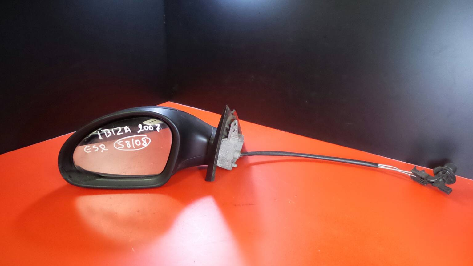 Espelho Retrovisor Esquerdo SEAT IBIZA III (6L1) | 02 - 09