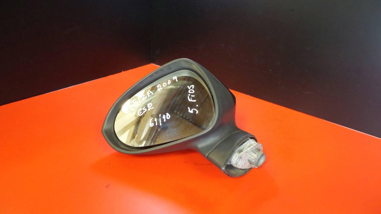 Espelho Retrovisor Esquerdo SEAT IBIZA III (6L1)   02 - 09